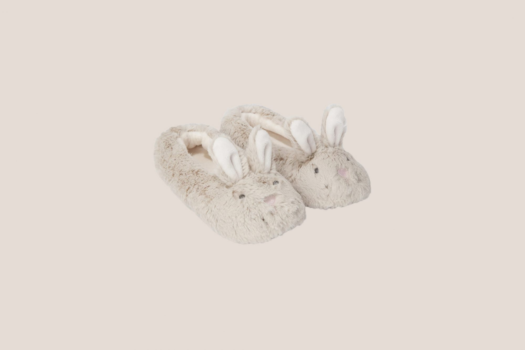 The White Company Children's Bunny Slippers