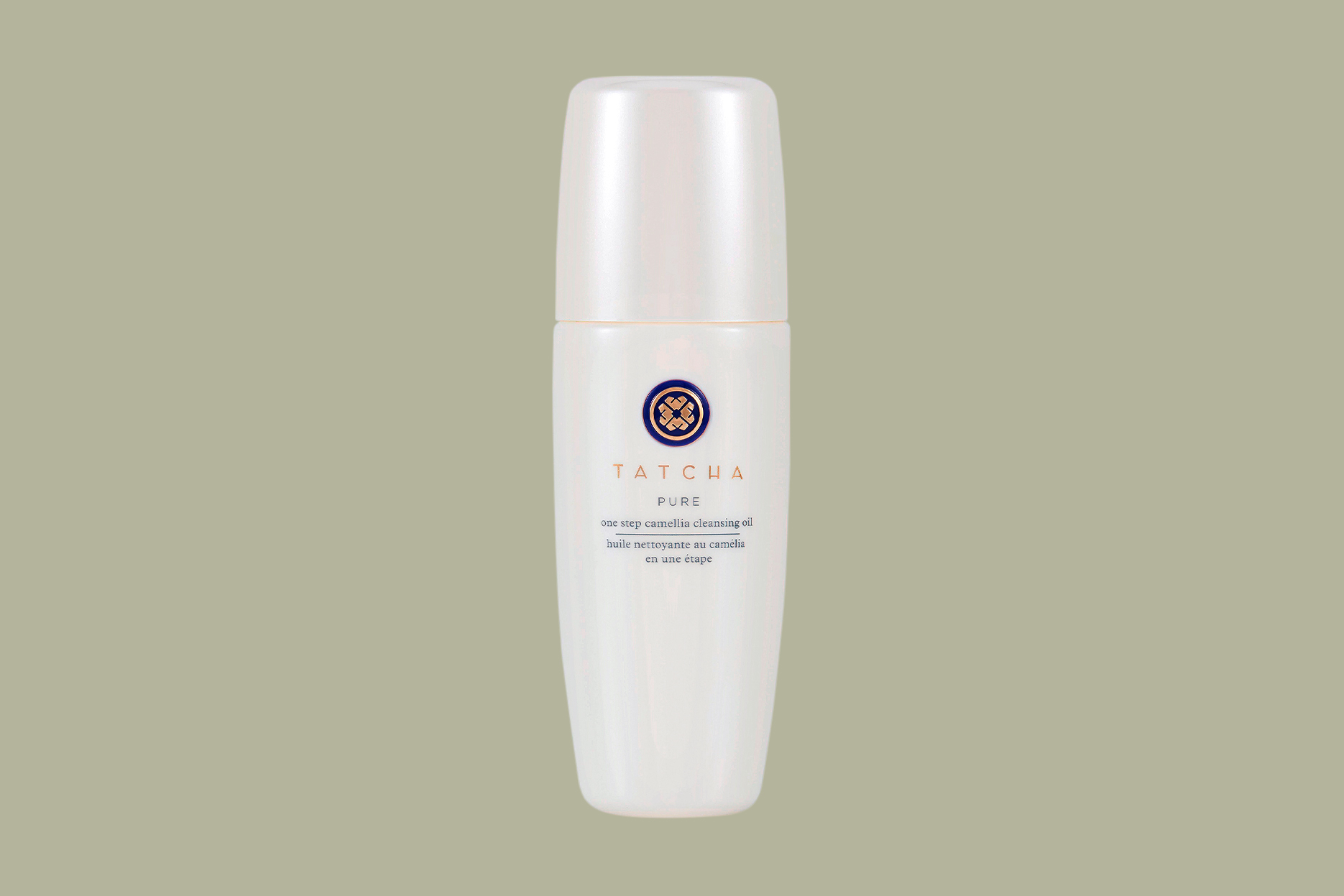 tatcha cleansing oil