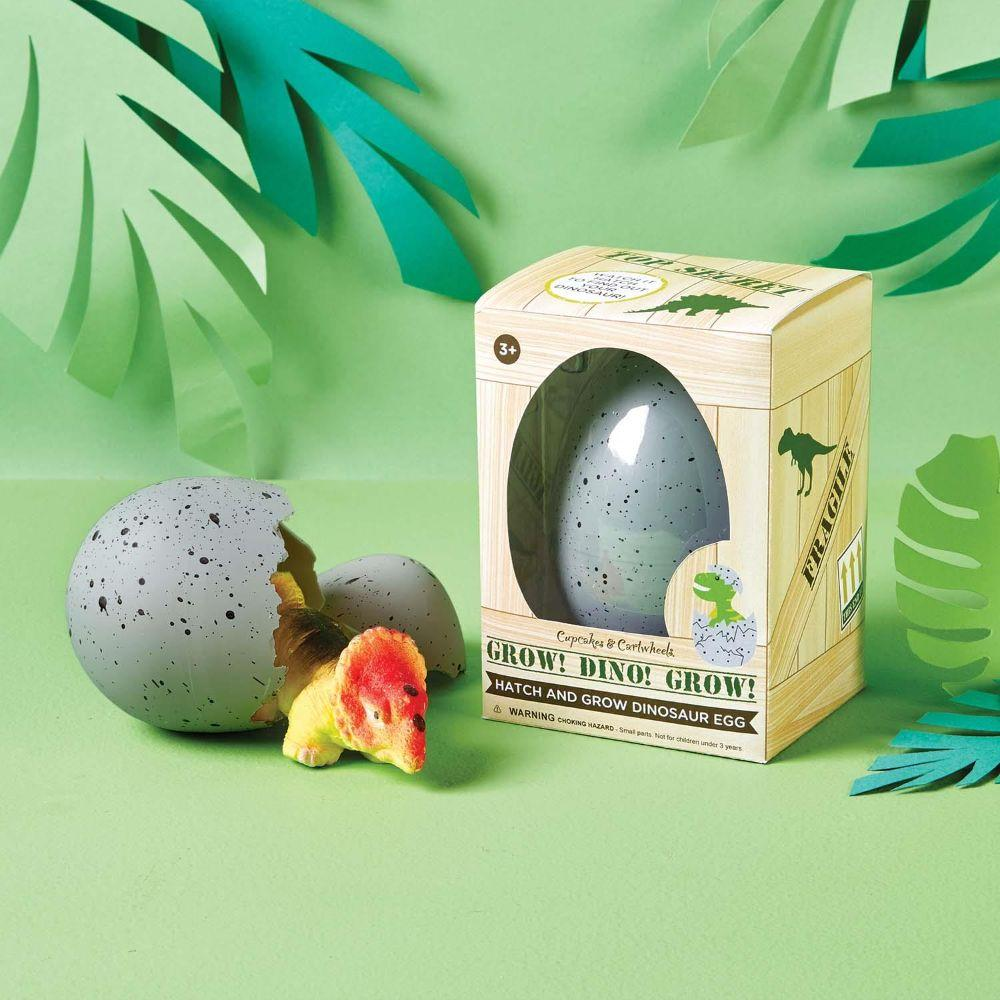 Cupcakes and Cartweels Hatch & Grow Egg