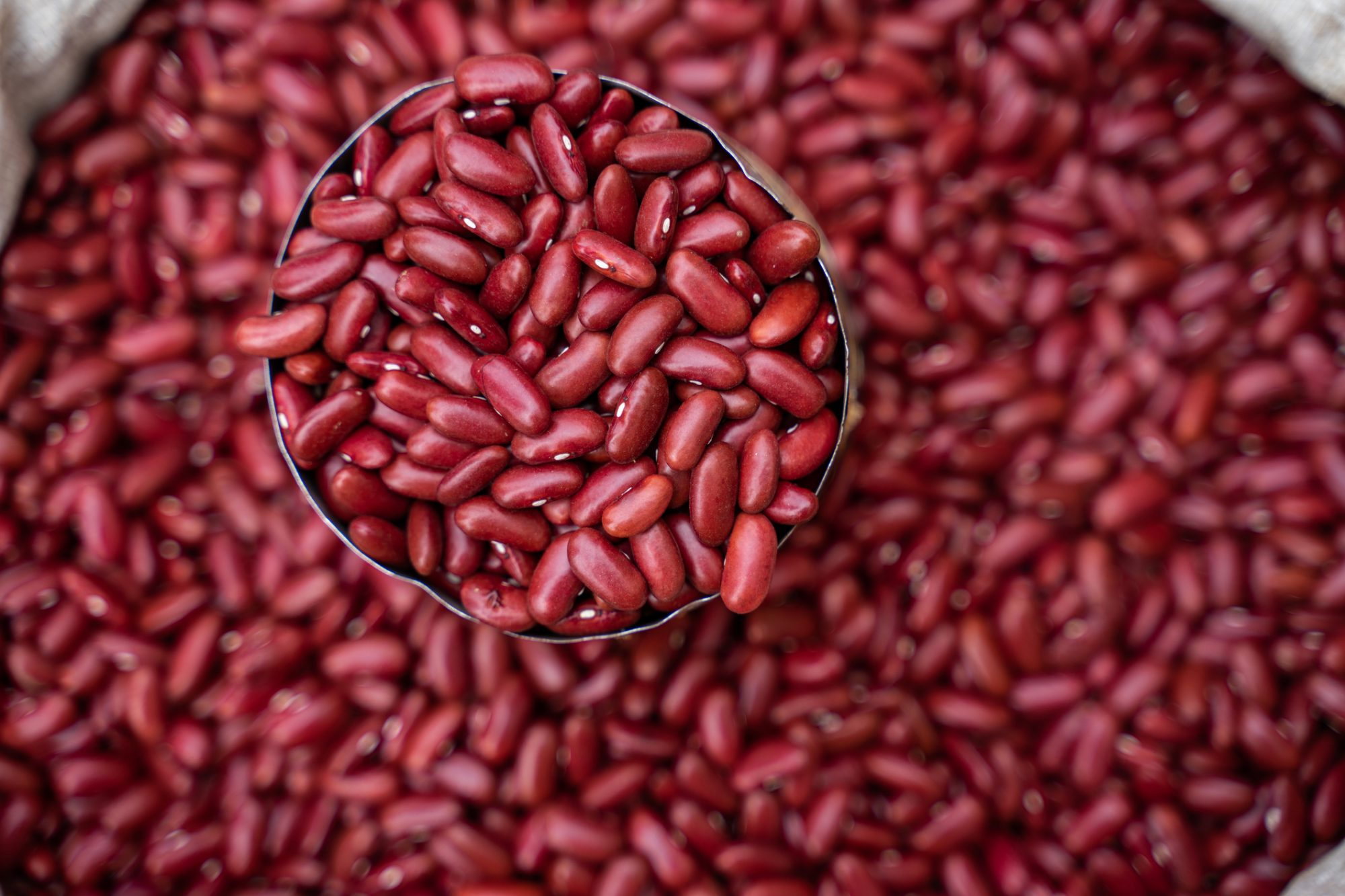 Beans are high in fiber and low in unsaturated fats, which is a winning nutritional combination for lowering cholesterol. Kidney beans may also help slow the spike in blood sugar. Enjoy them as a healthy side dish or in salads, soups, and chilis.