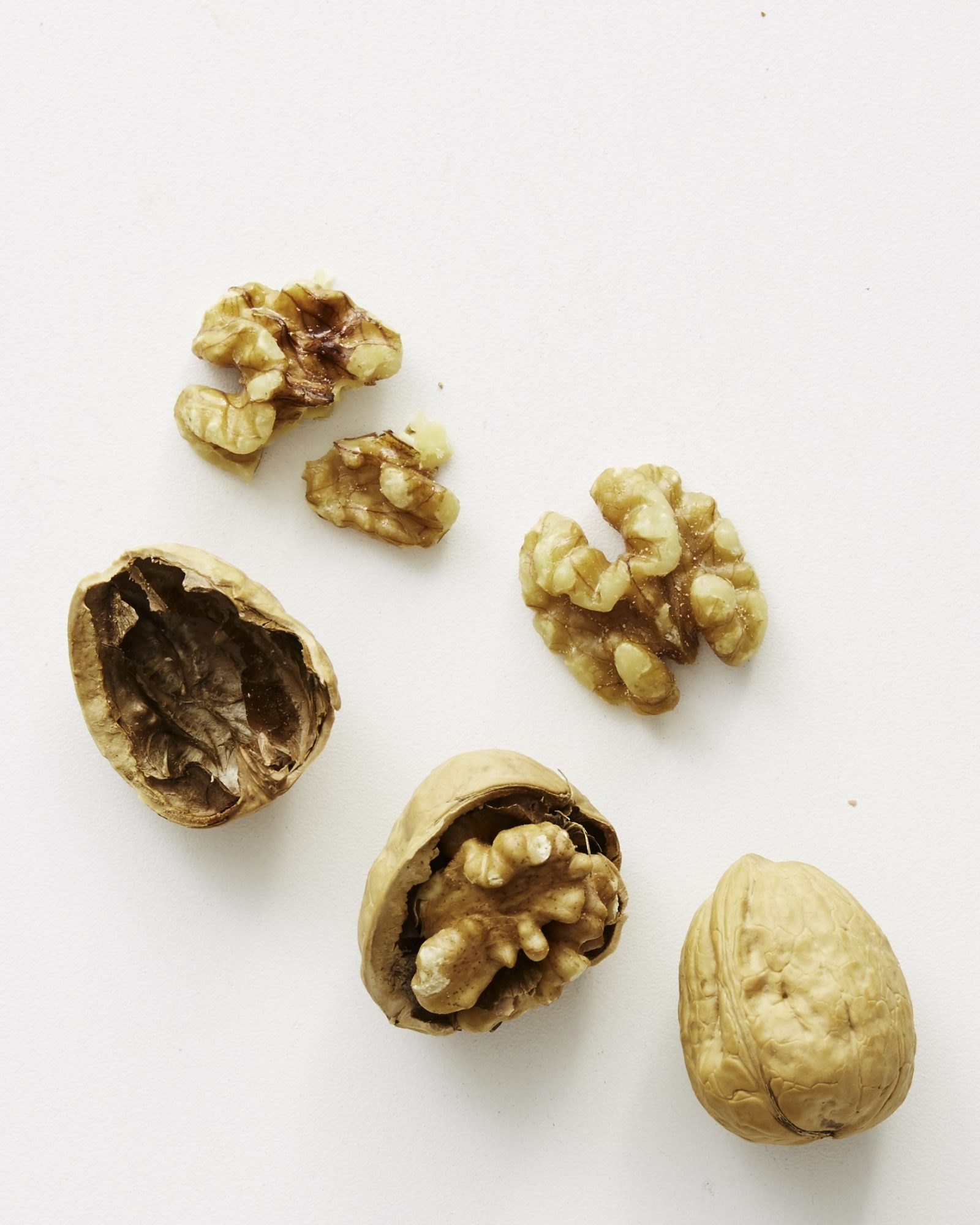 Studies show that eating just two ounces of nuts—whether it be almonds, cashews, peanuts, or walnuts—a day can slightly lower levels of bad cholesterol, according to Harvard Medical School. Nuts also contain omega-3s and unsaturated fat, which can boost your heart health.