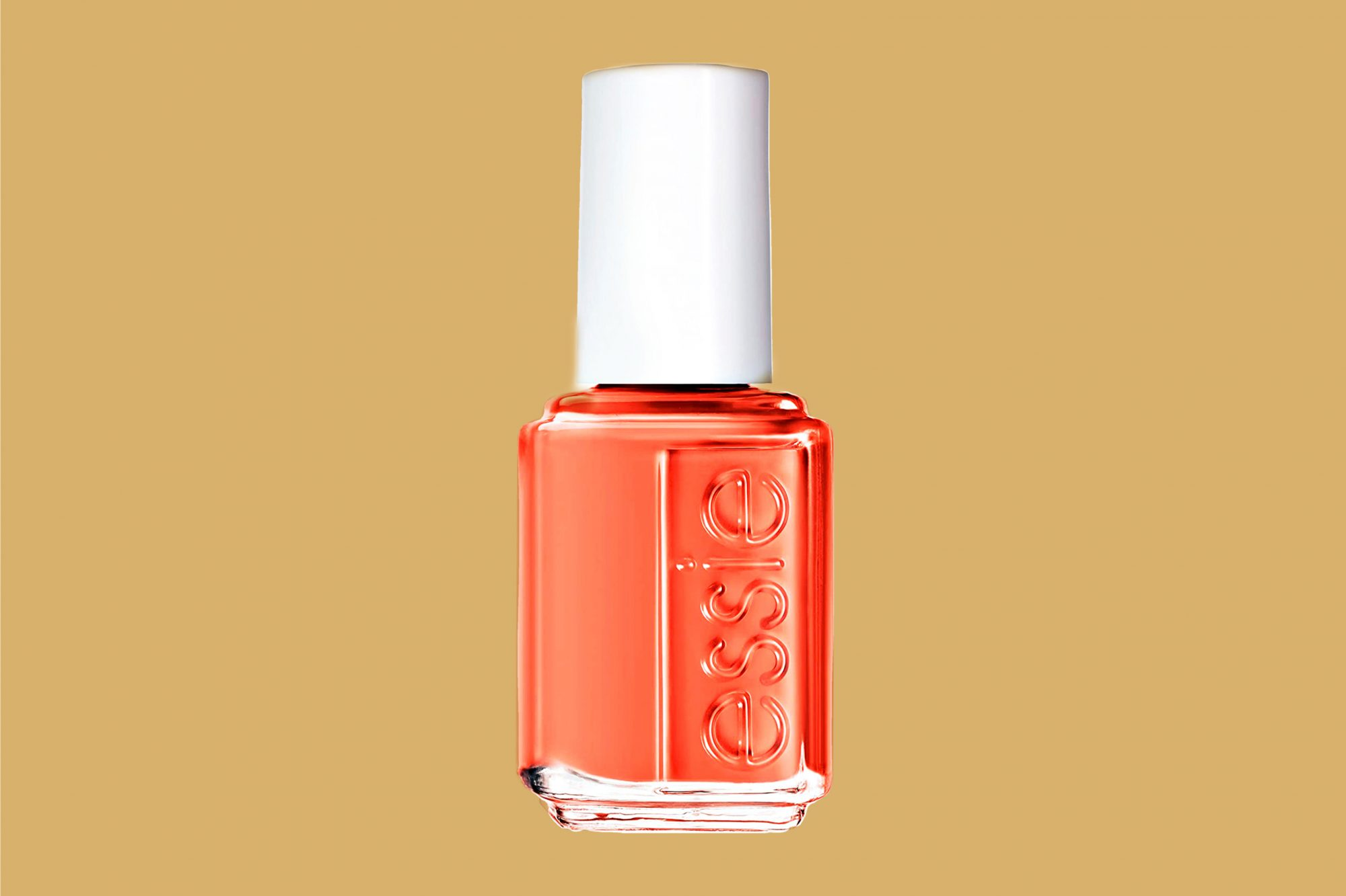 bottle of Essie nail polish in At the Helm