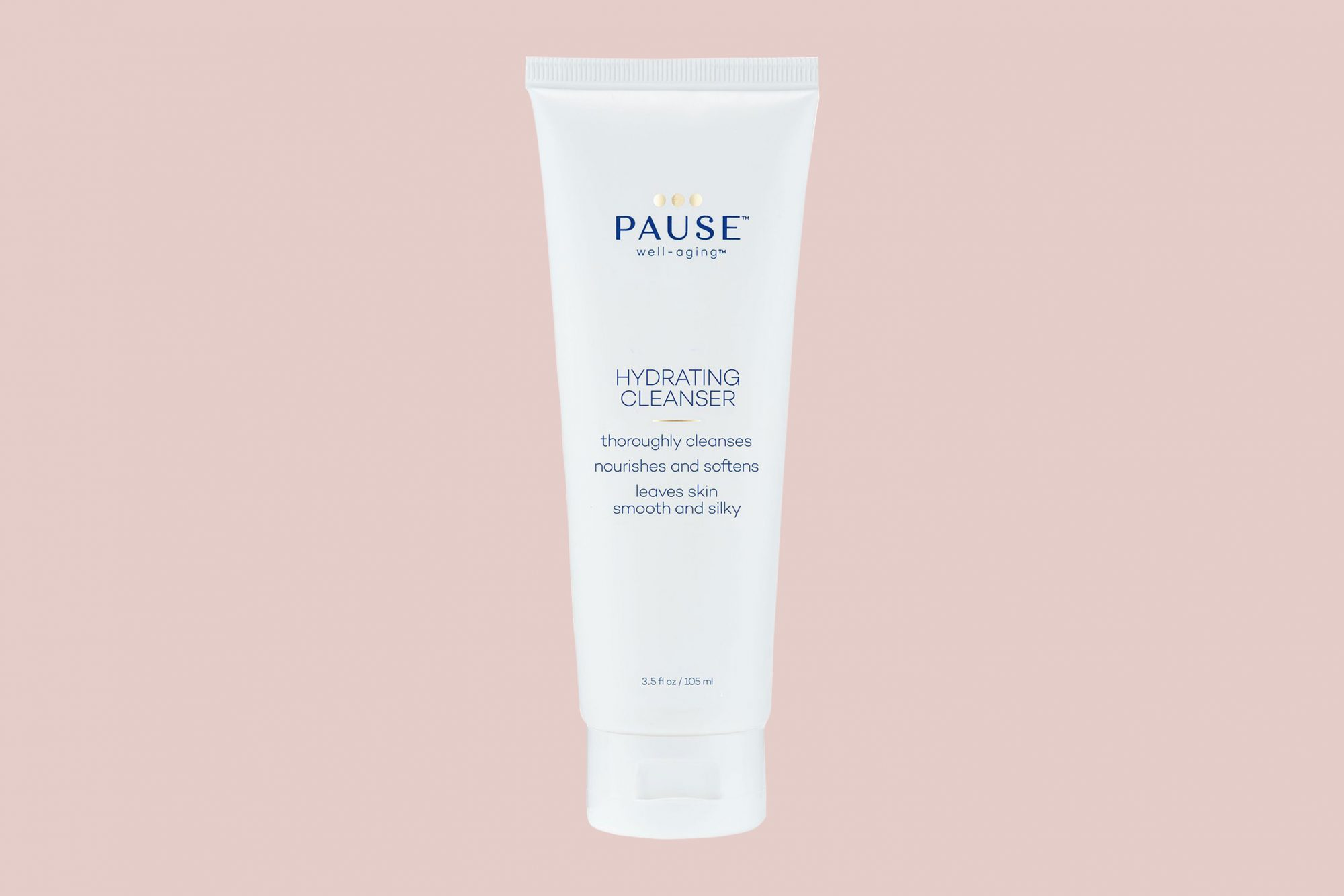 pause well aging hydrating cleanser