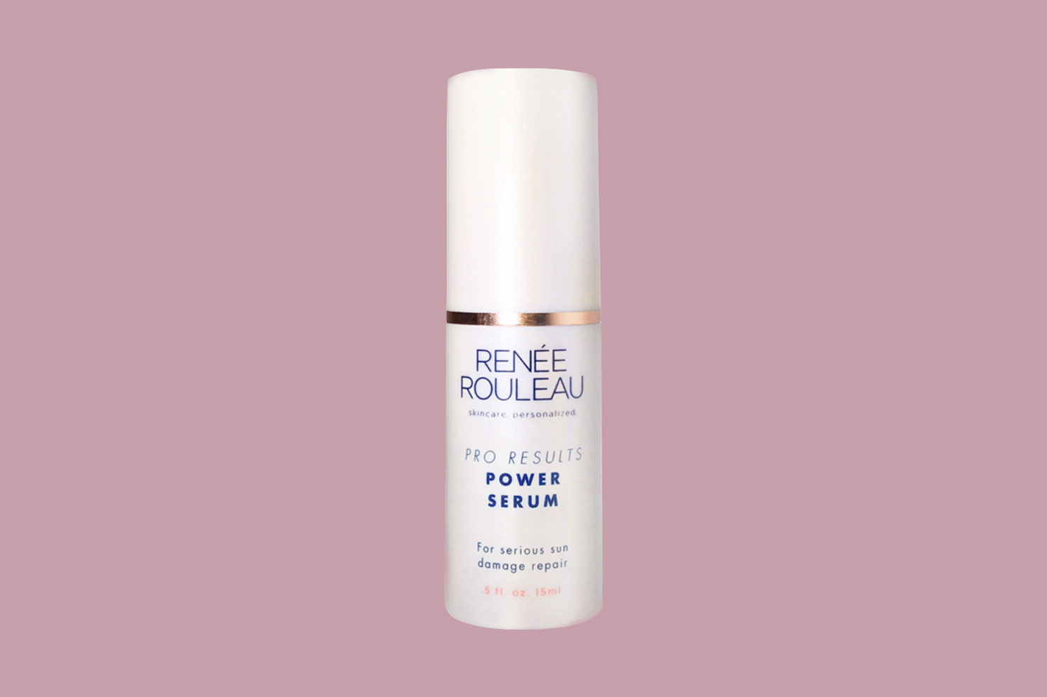 renee rouleau pro results power serum