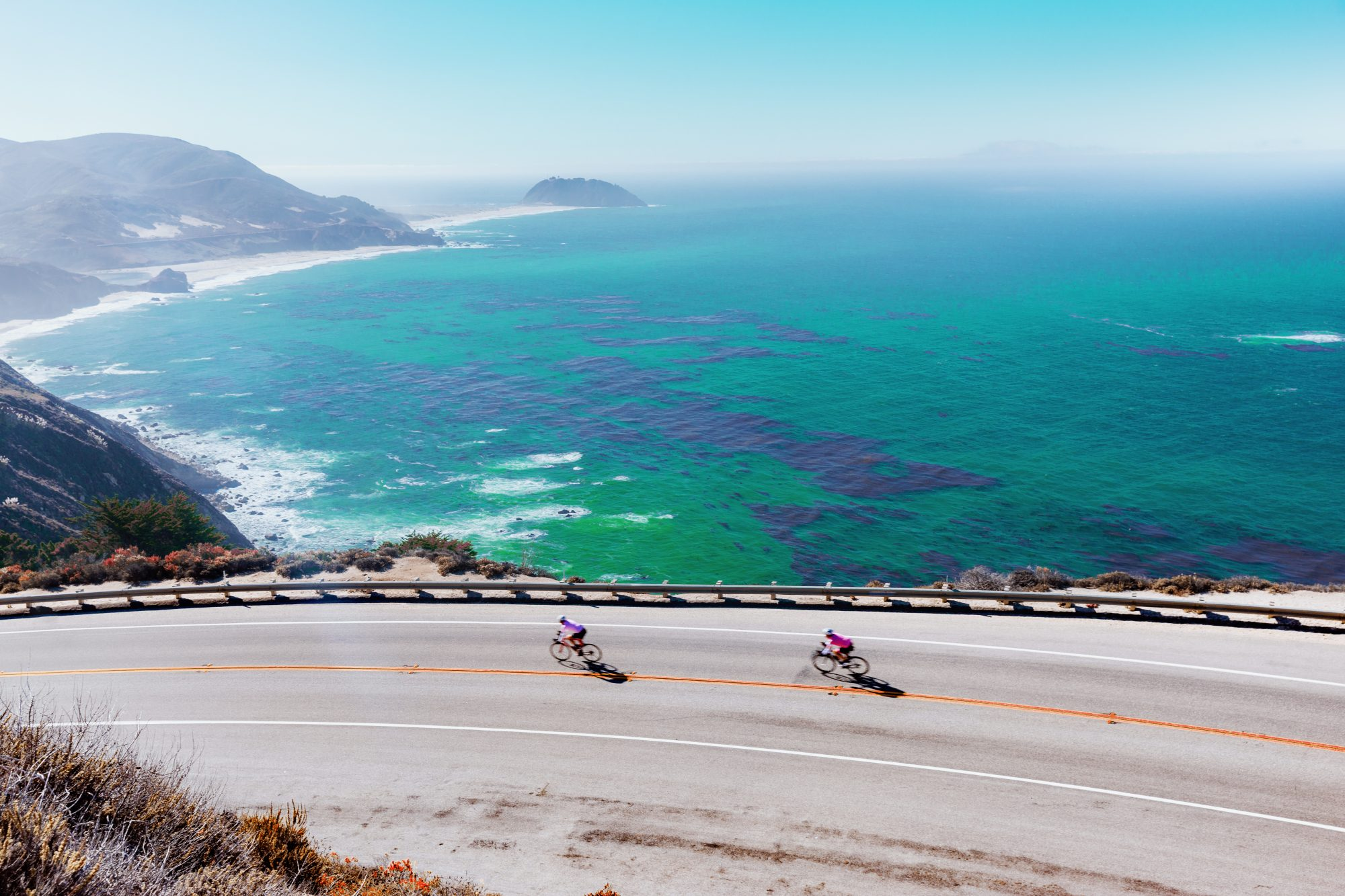 Highway One in California