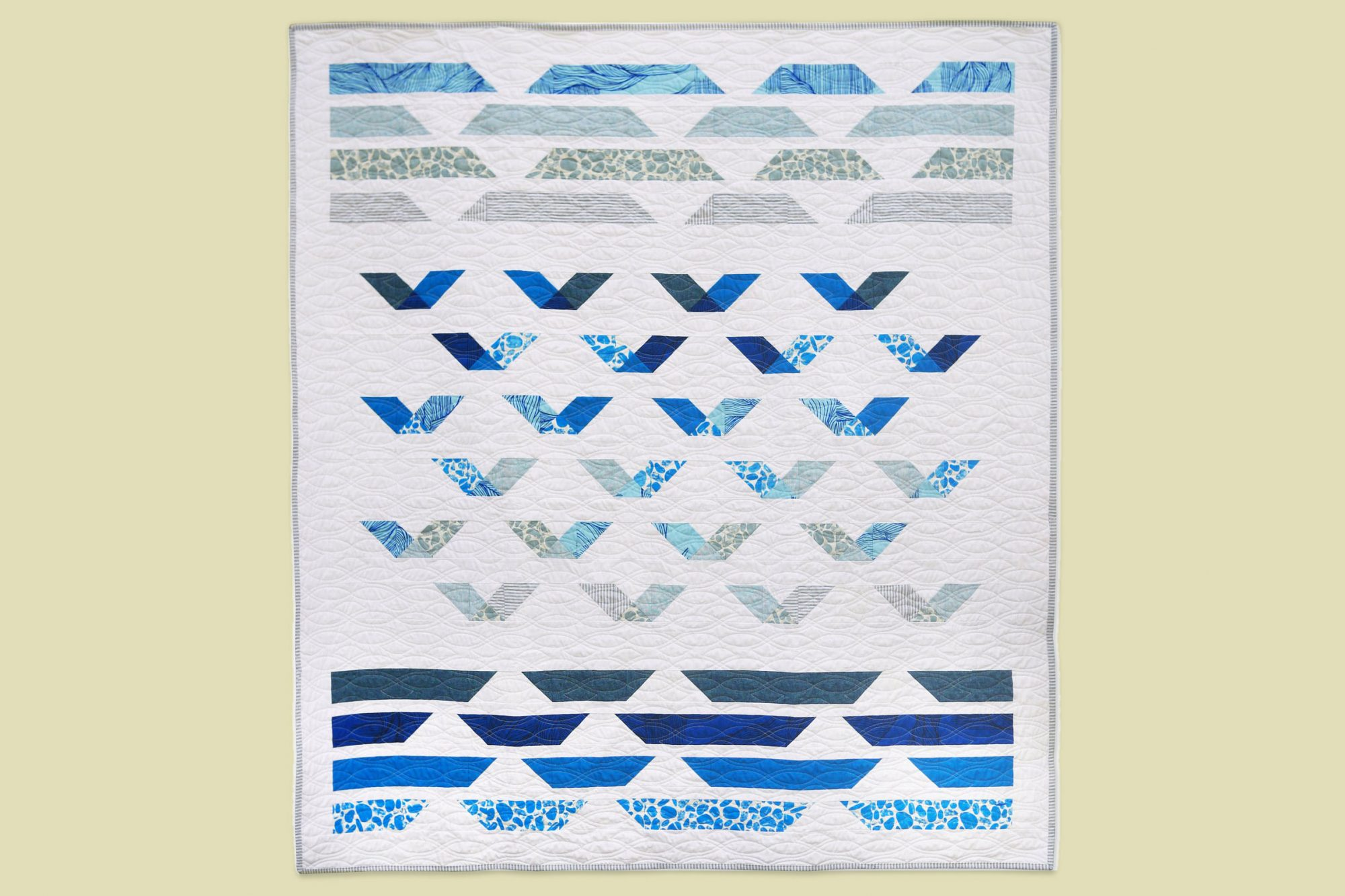 nautical themed quilt kit