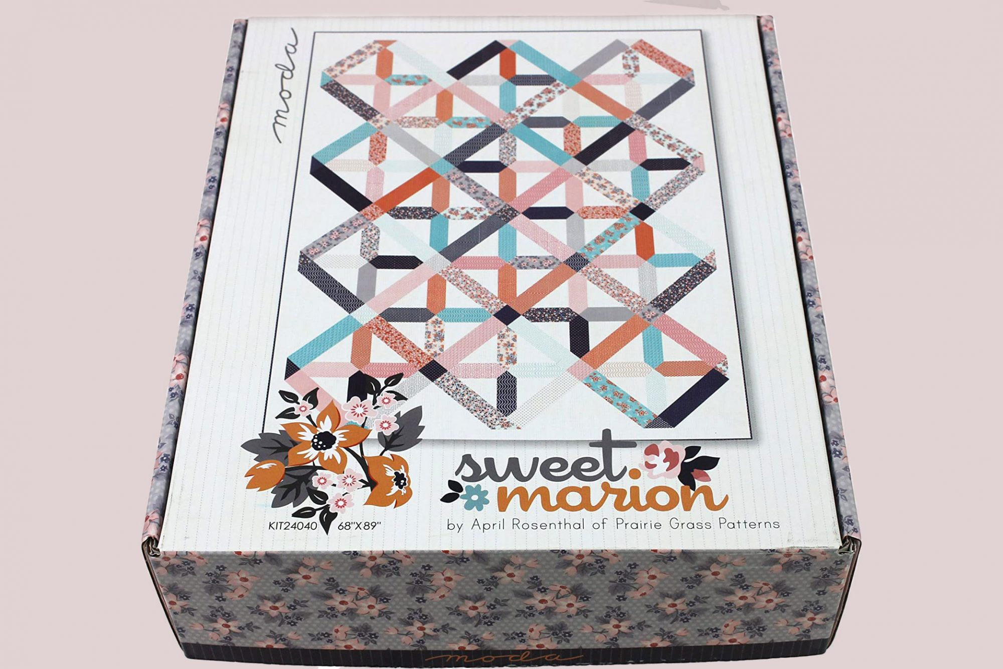 sweet marion quilt kit box