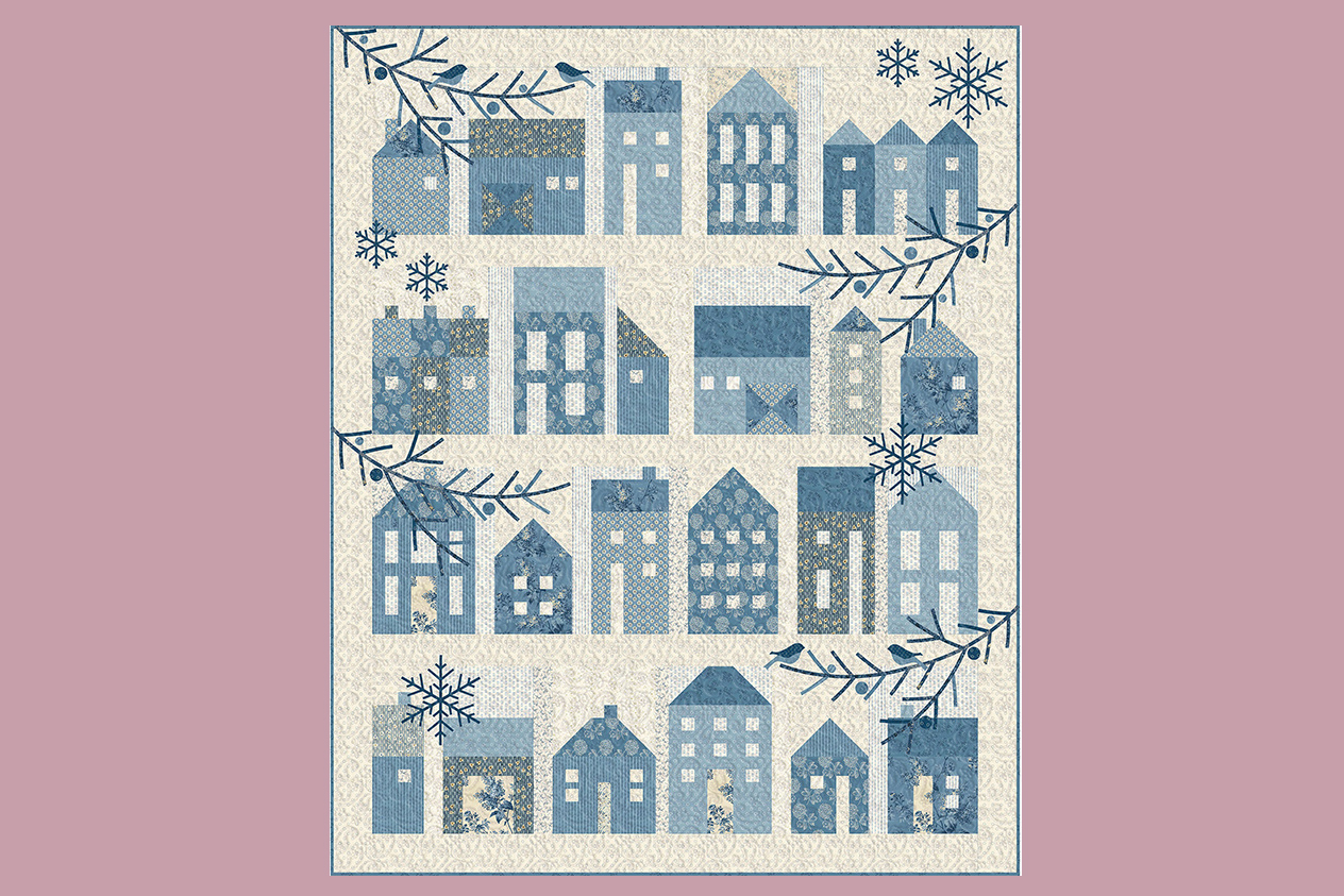winter village block kit