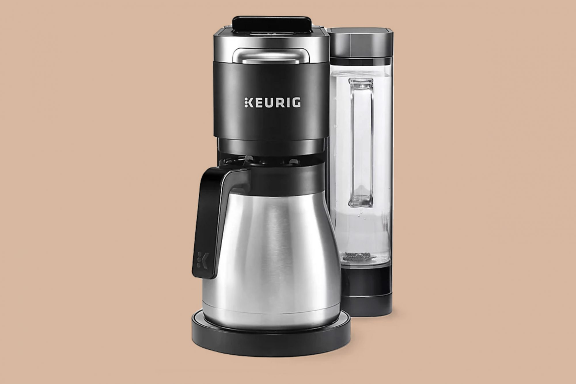 Keurig K-Duo Plus Coffee Maker with Single Serve K-Cup Pod & Carafe Brewer