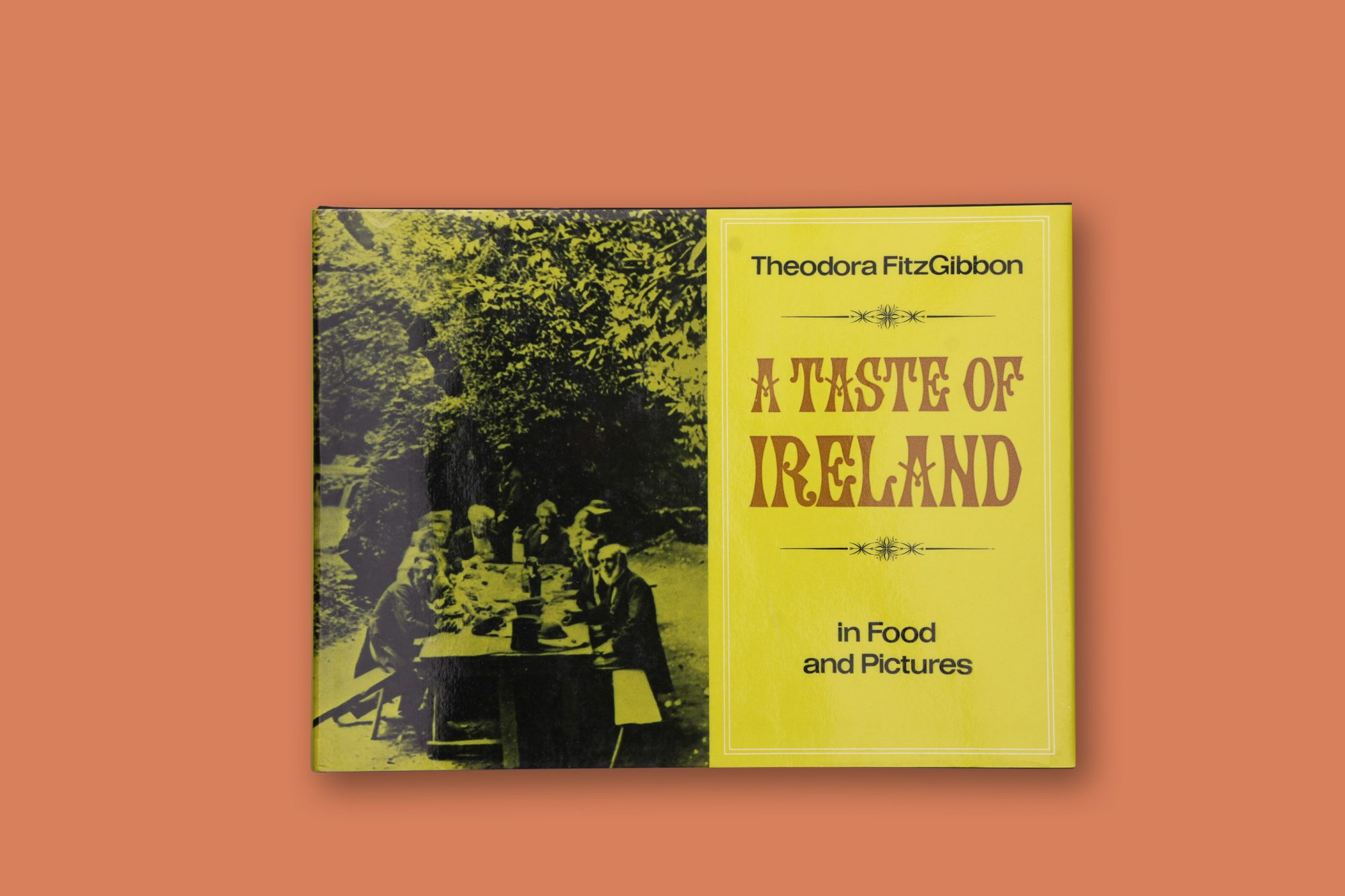 A Taste of Ireland Cookbook Cover