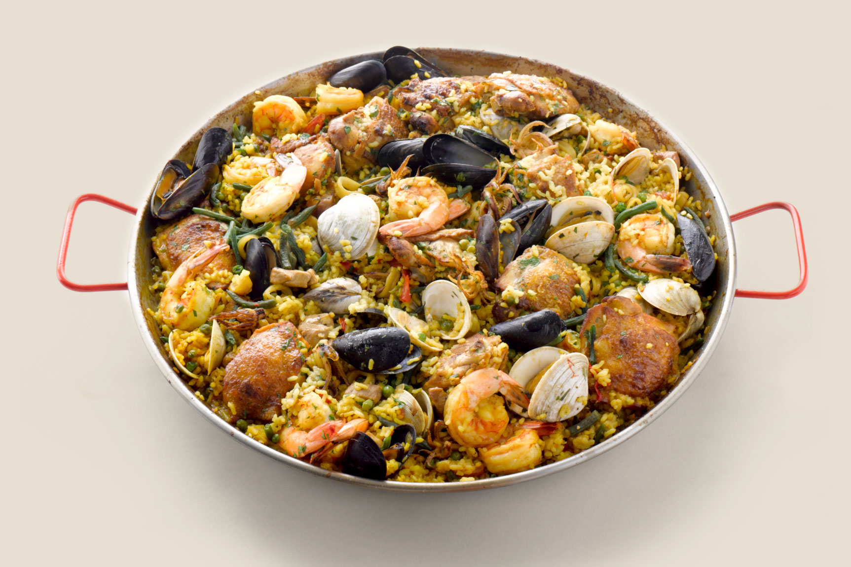 Paella For a Crowd