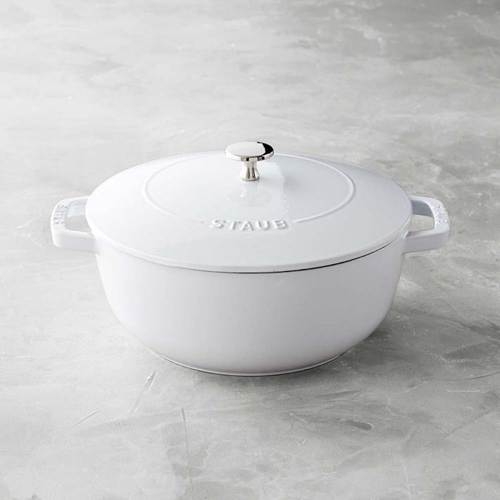 Staub Enameled Cast Iron Essential French Oven