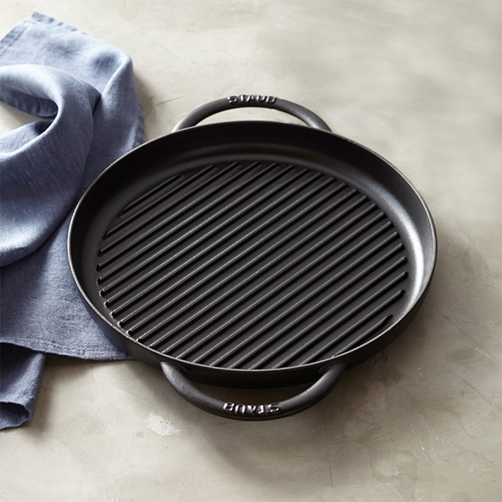Staub Enameled Cast Iron Pure Grill
