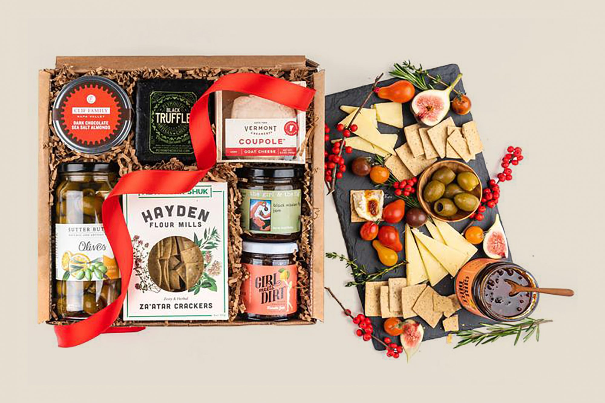 mouth cheese gift set
