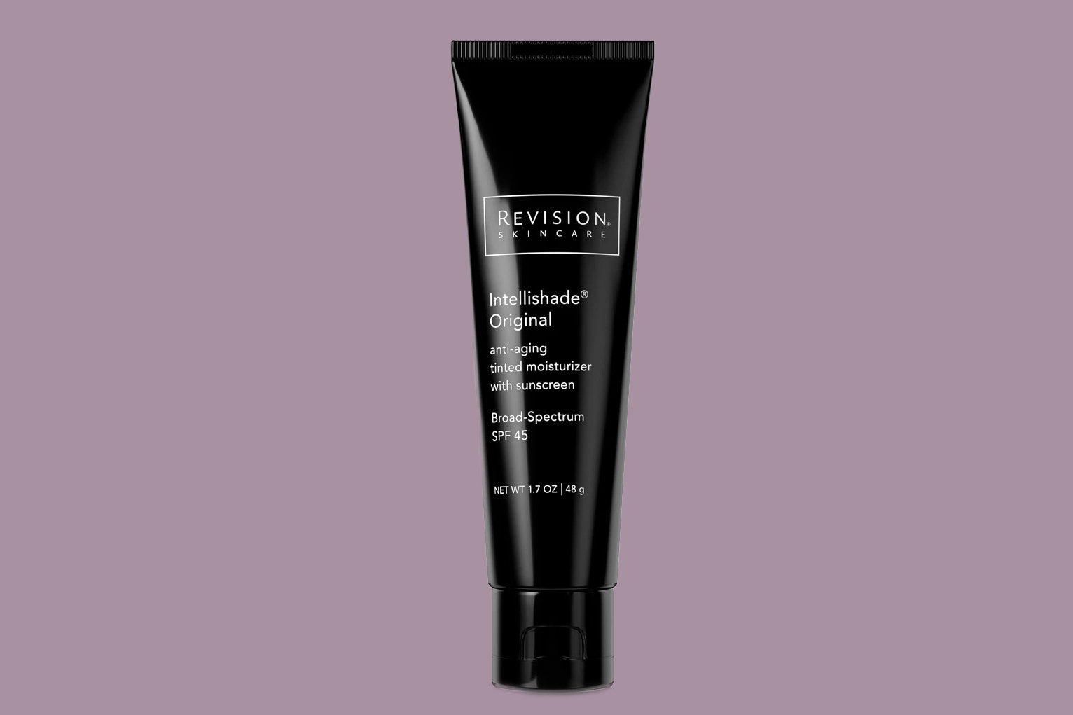 revision skincare tinted sunscreen tube