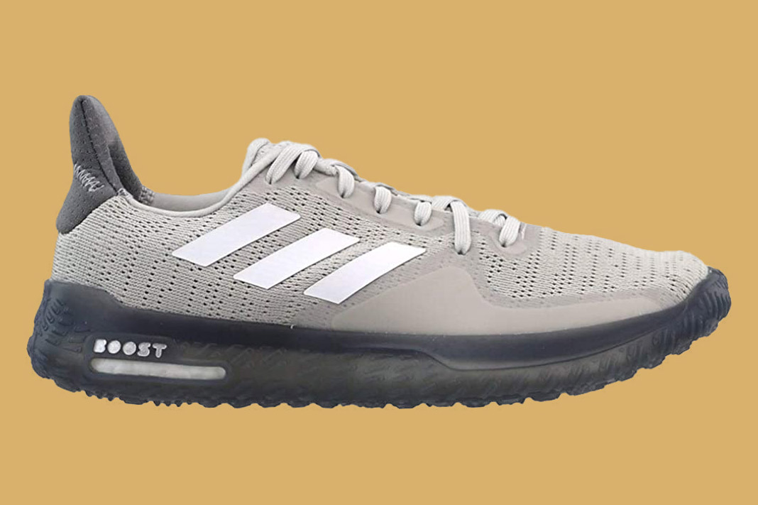 adidas fitboost trainer shoe