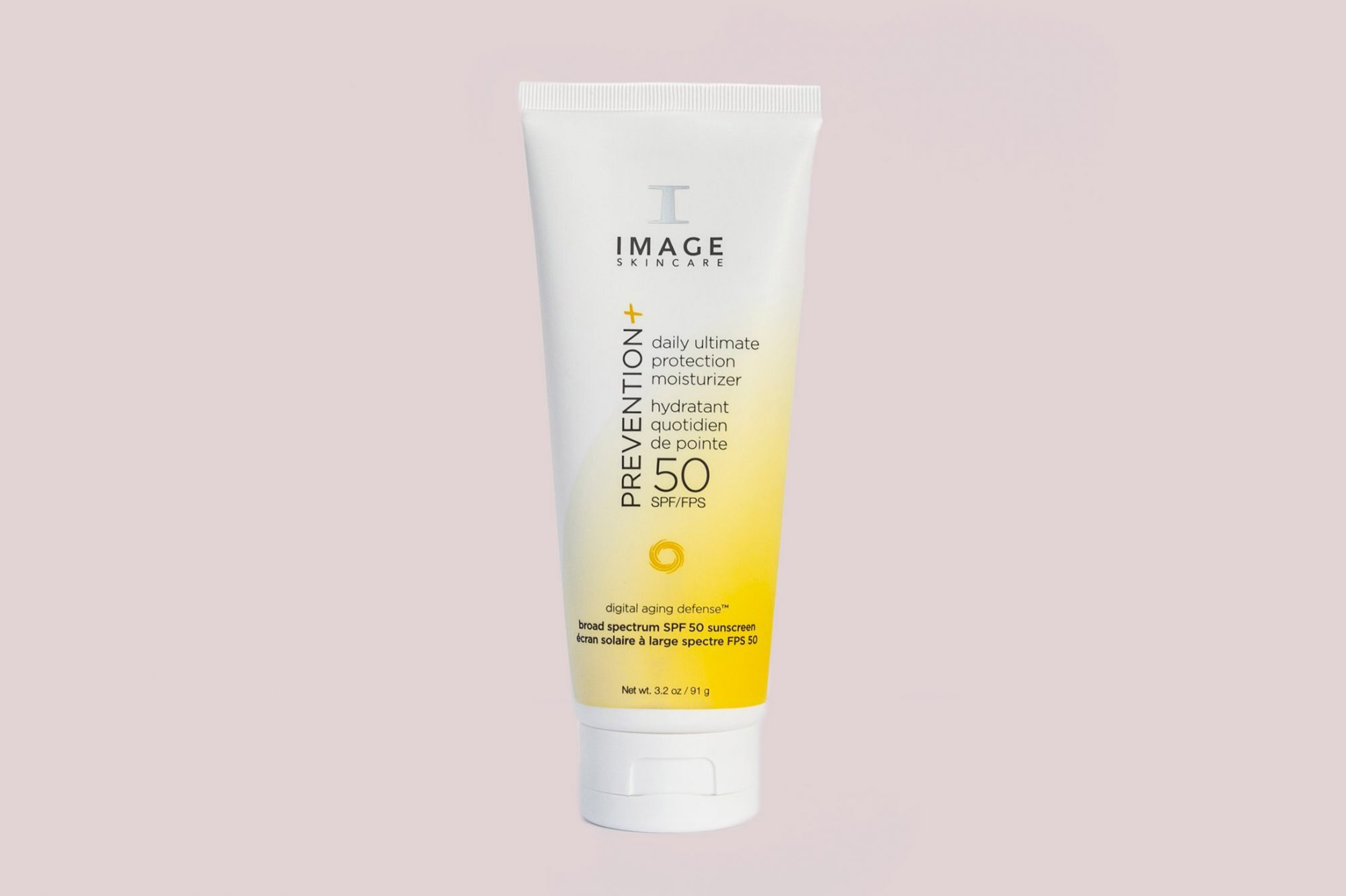 tube of Image Skincare Prevention+ Daily Ultimate Protection Moisturiz