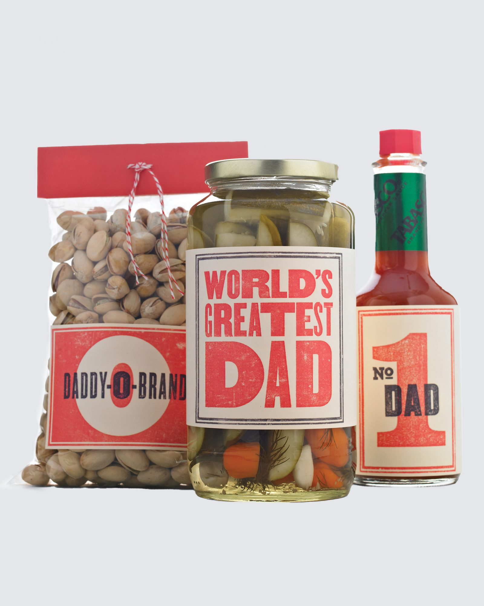 homemade fathers day snacks