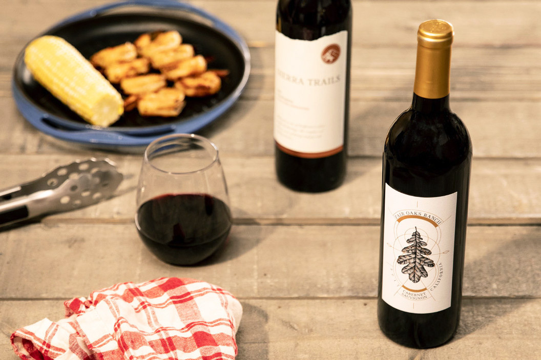 Great Wines for Grilling