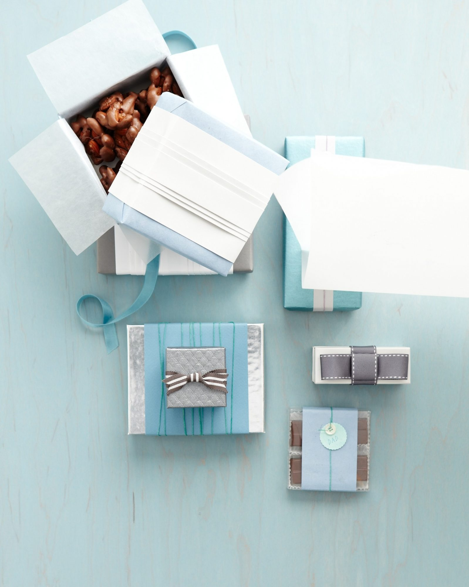 menswear packaging for Father's Day gift