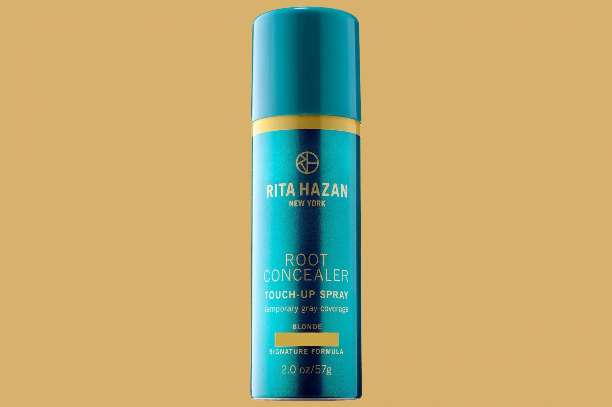 Rita Hazan Root Concealer Touch-Up Spray for Temporary Gray Coverage