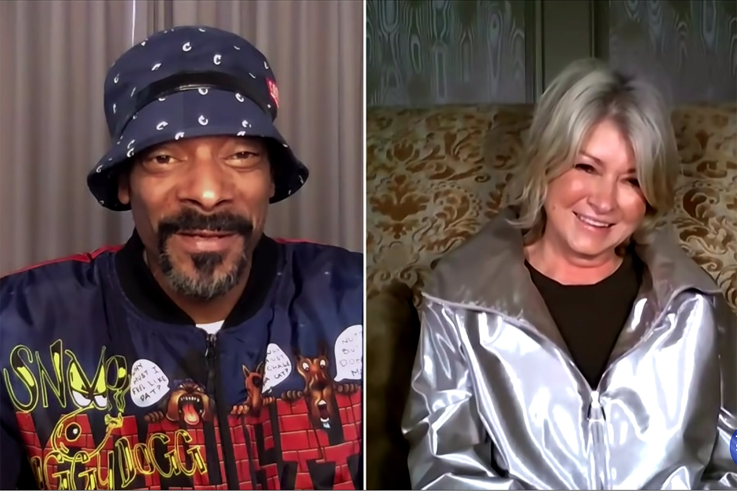 martha stewart and snoop dogg on the tonight show starring jimmy fallon