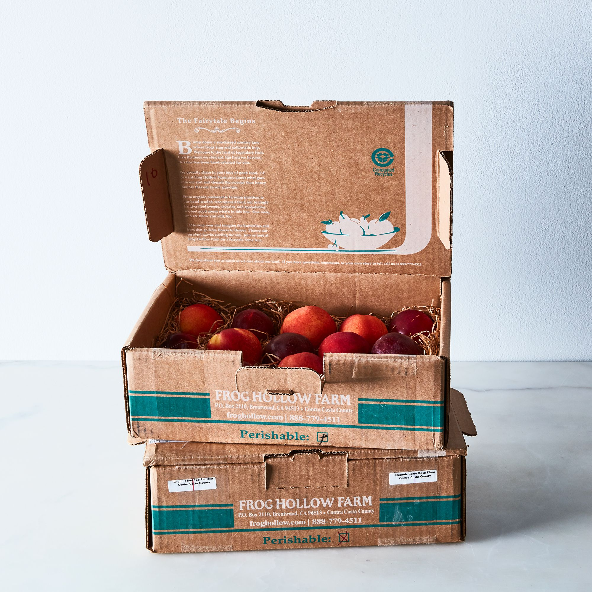 Frog Hollow Fruit of the Month Club Subscription