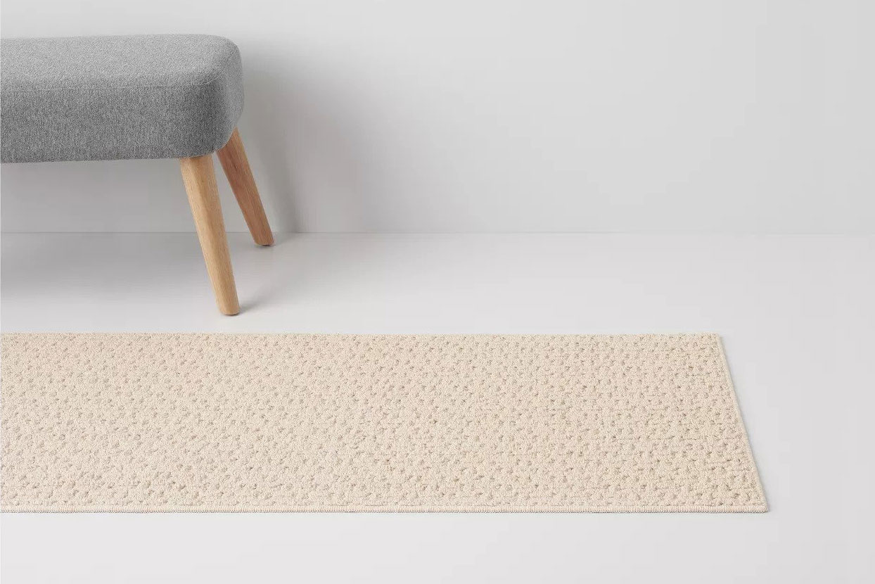 Made by Design Solid Washable Rug in Tan