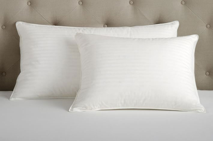 Classic Feather-Down Pillow