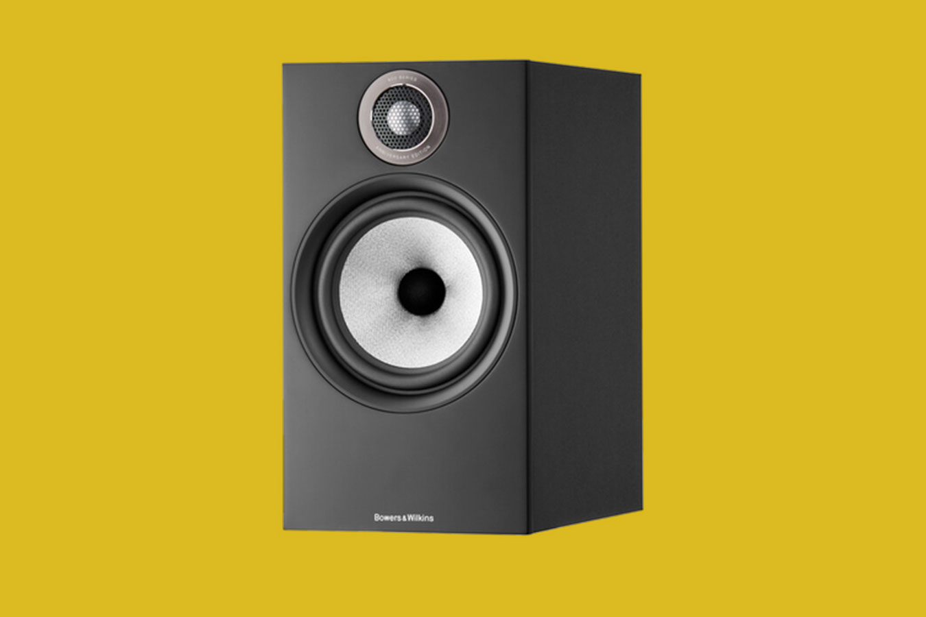 Bowers & Wilkins 606 S2 Anniversary Edition Standmount Loudspeaker