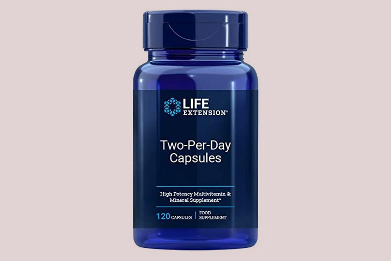 Life Extension Two Per Day Multivitamins