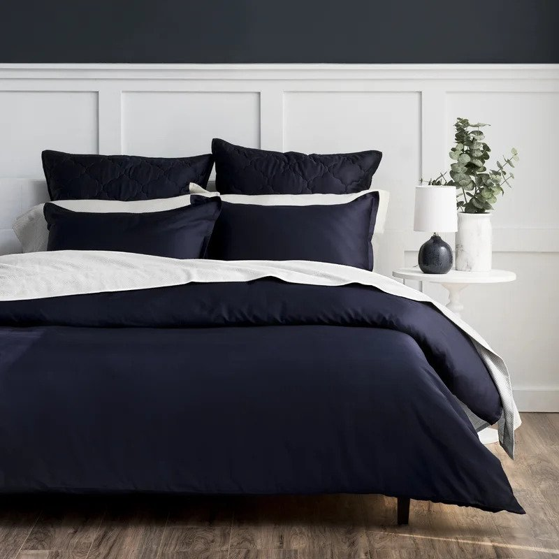 Martha Stewart Emerson 3-Piece Duvet Cover Set