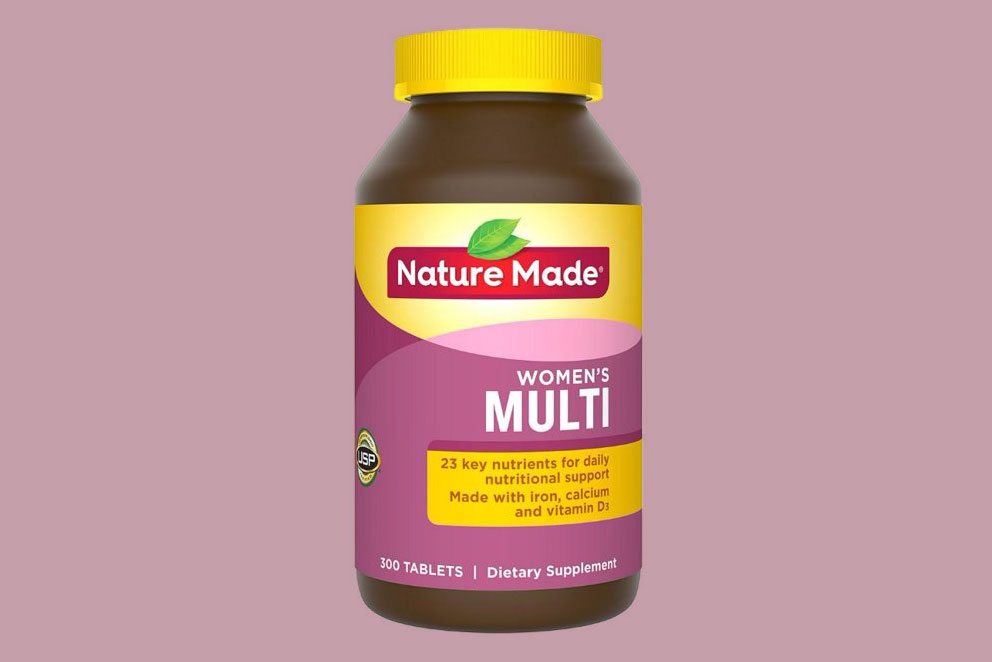 Nature Made Multi For Women's Tablets