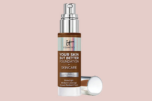 IT Cosmetics Your Skin But Better Foundation and Skincare