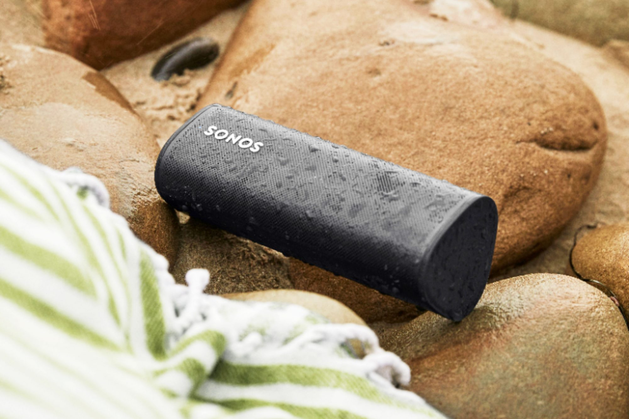 Sonos Roam portable bluetooth speaker