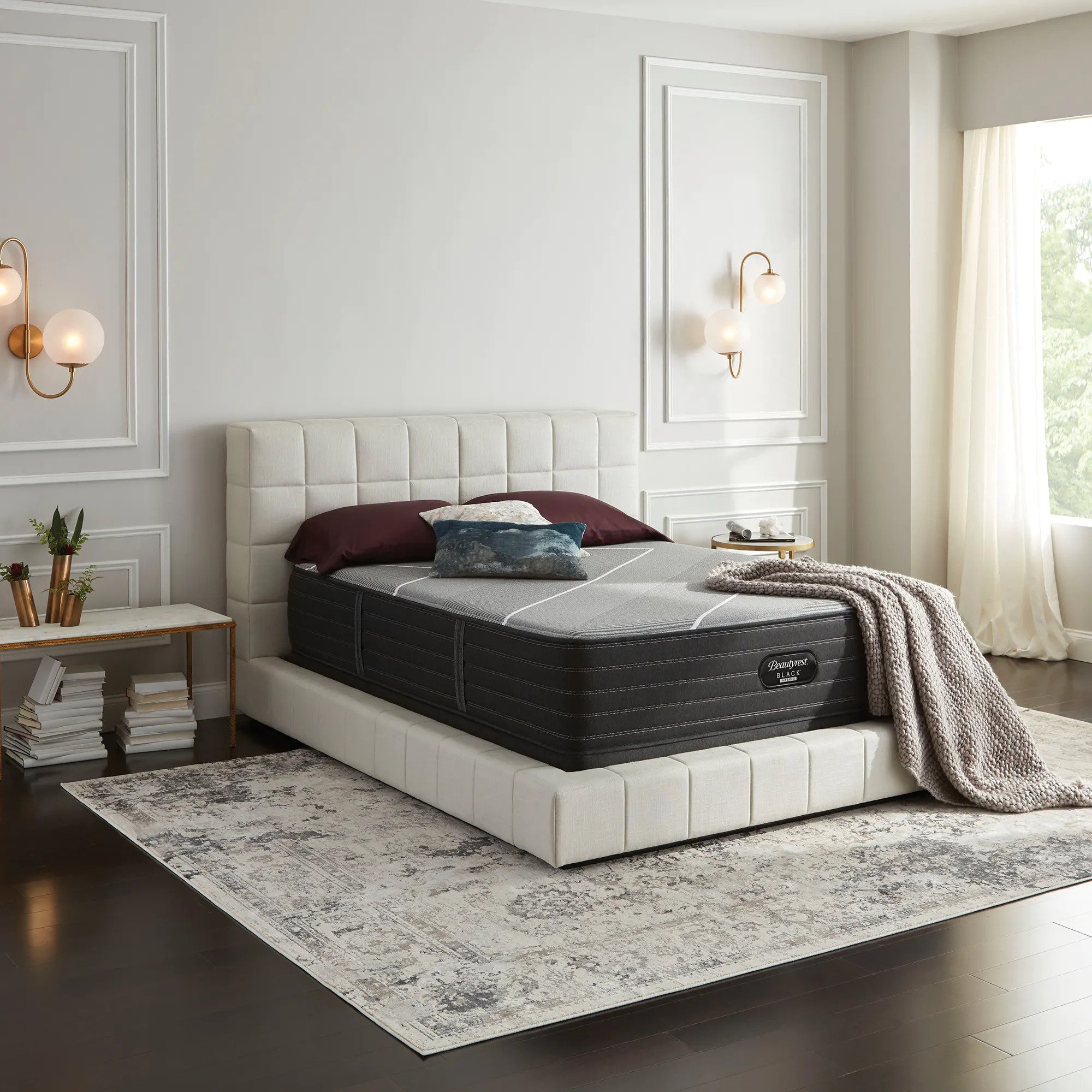 BeautyRest Black Hybrid Mattress