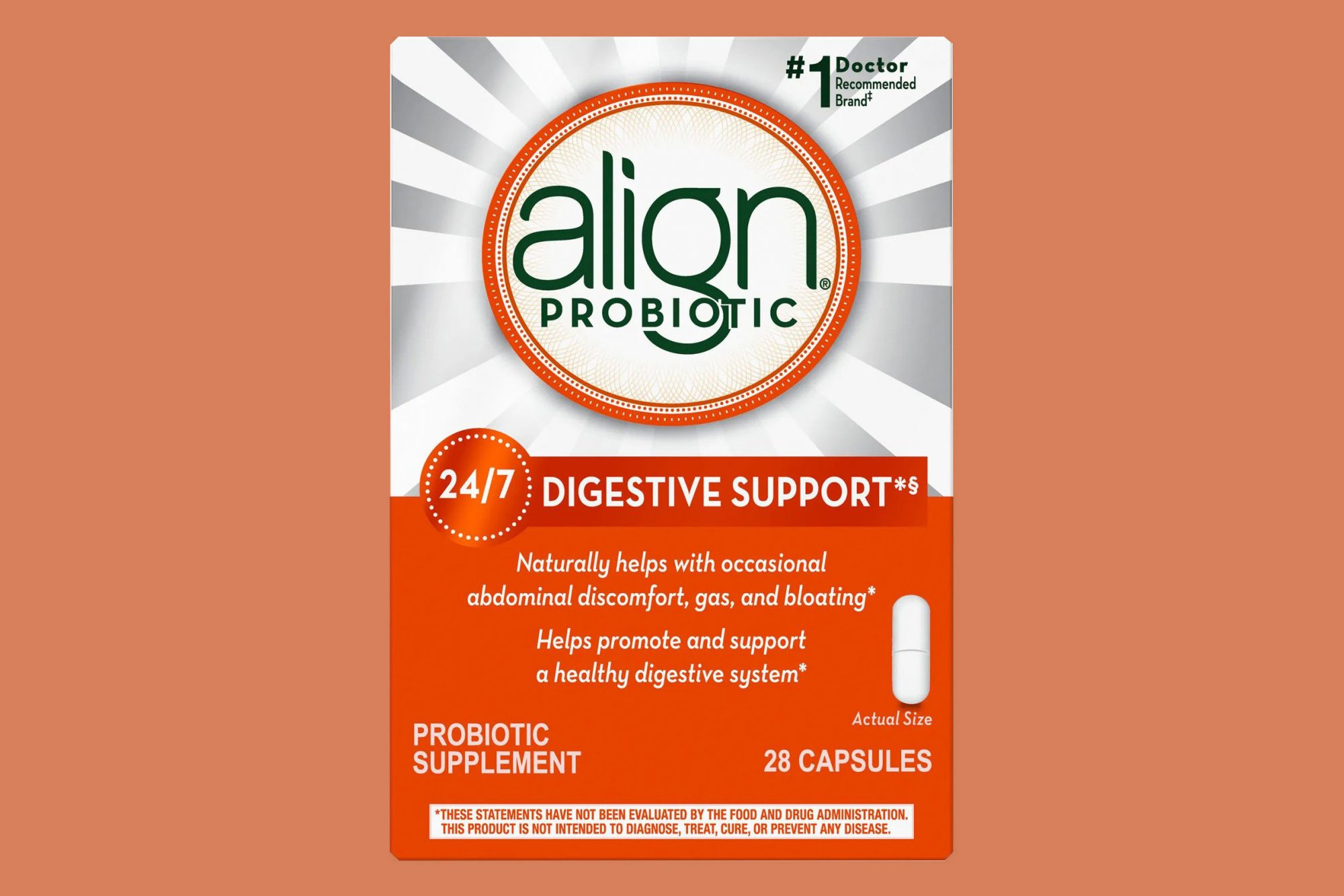 Align 24/7 Digestive Support Capsules