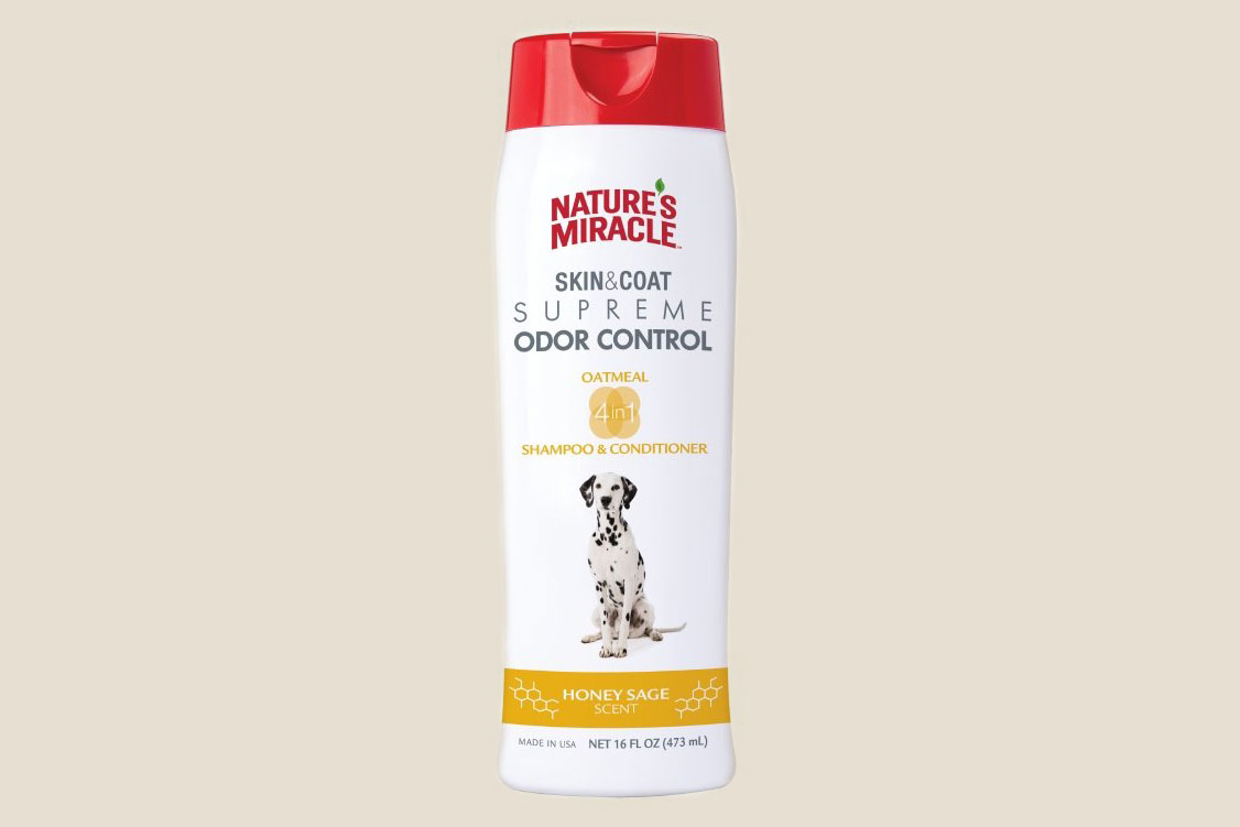Nature's Miracle Odor Control Shampoo for Dogs