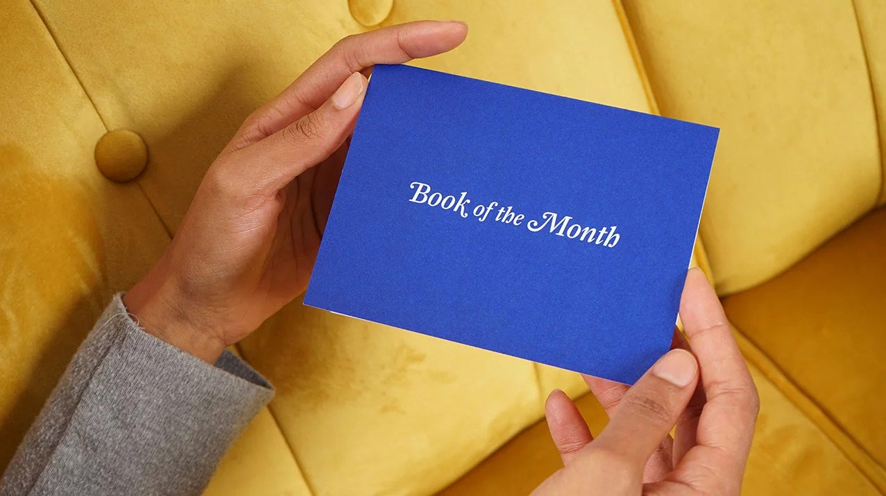 Book of the Month Club Subscription