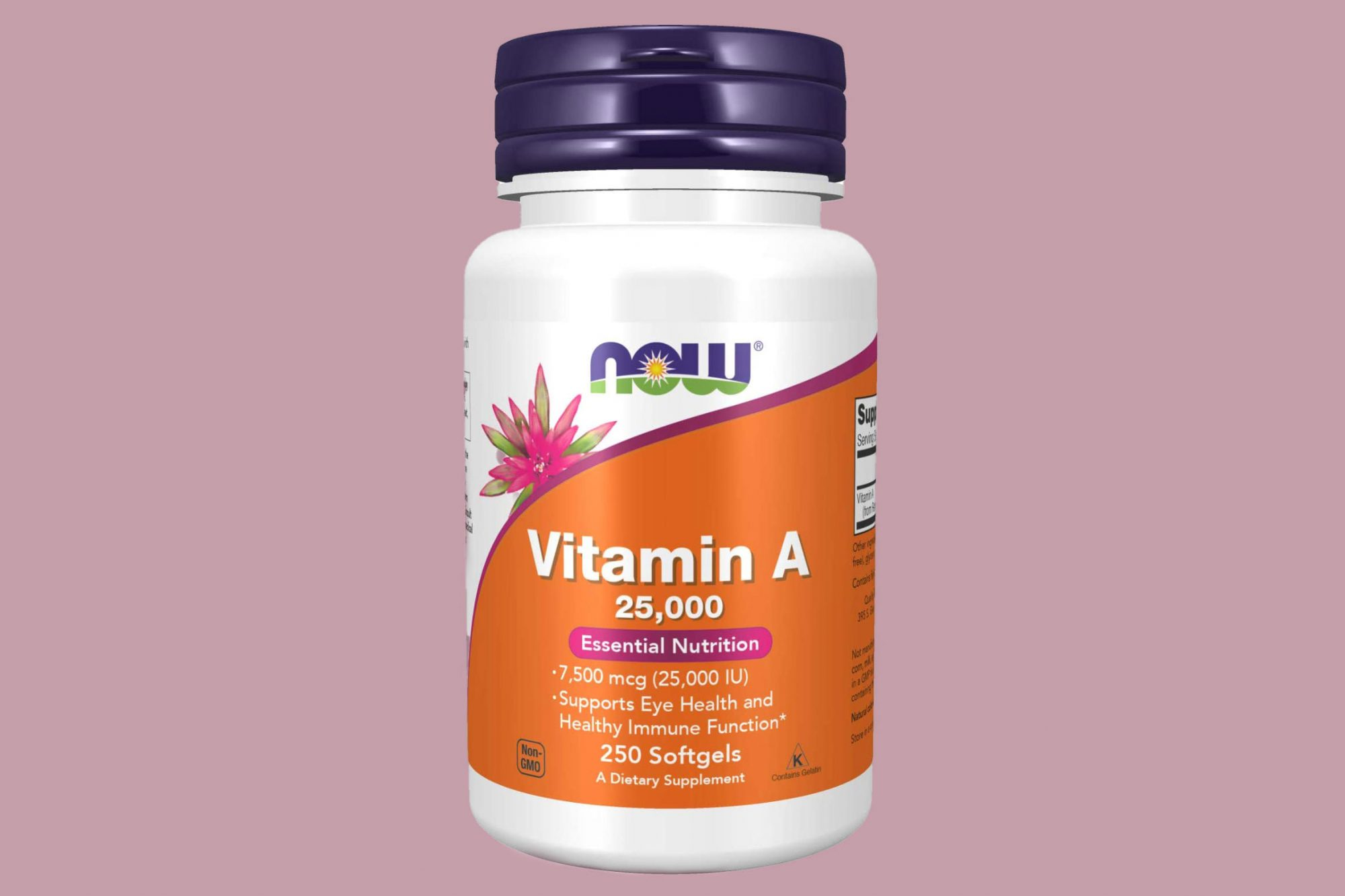 NOW Supplements Vitamin A