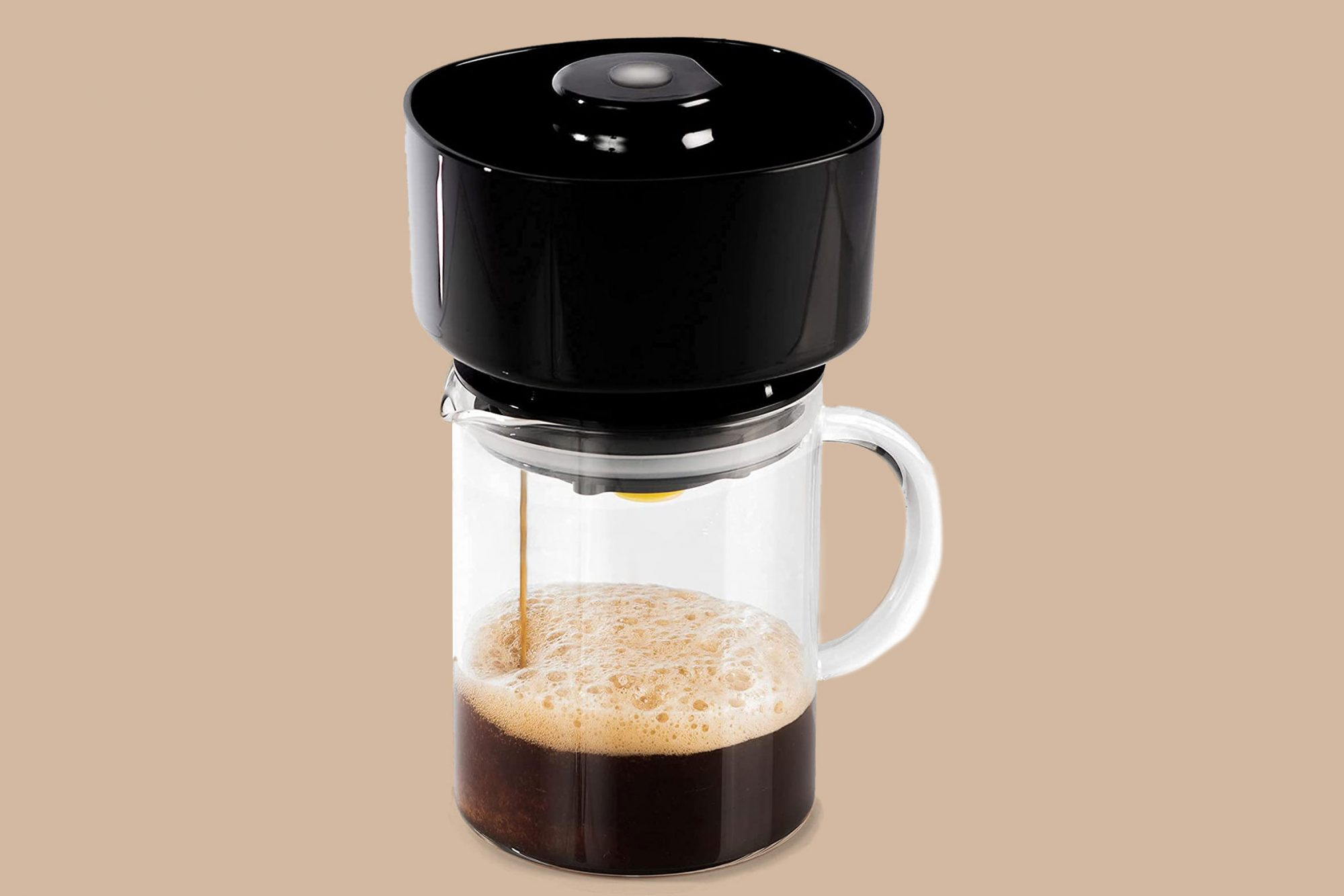 VacOne Air Brewer Hot Coffee and Cold Brew Maker In One