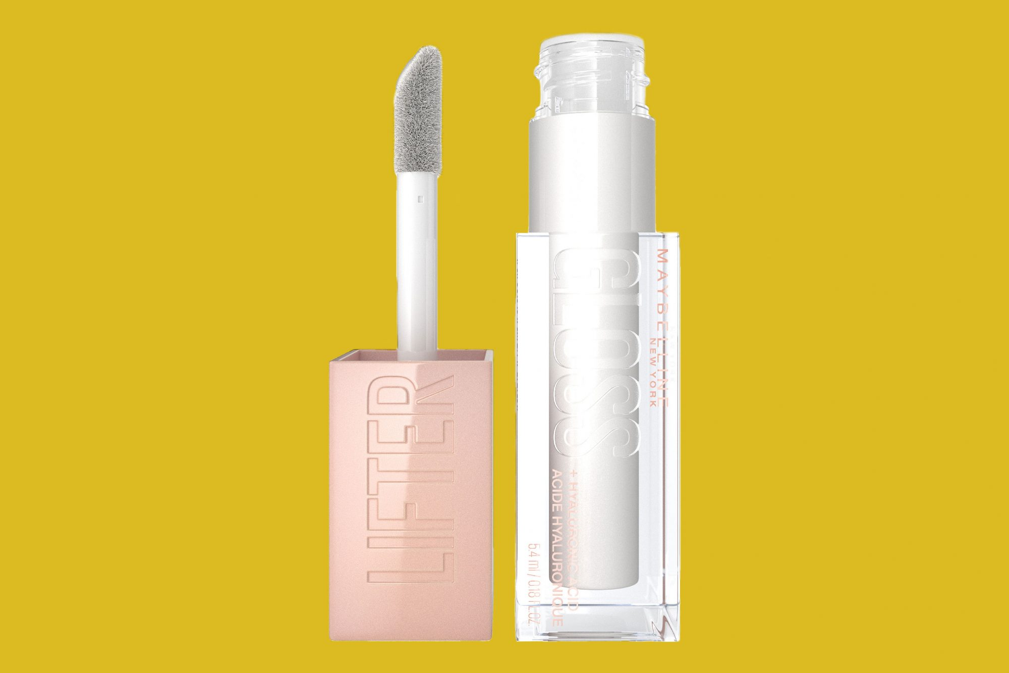 Maybelline Lip Lifter Gloss with Hyaluronic Acid