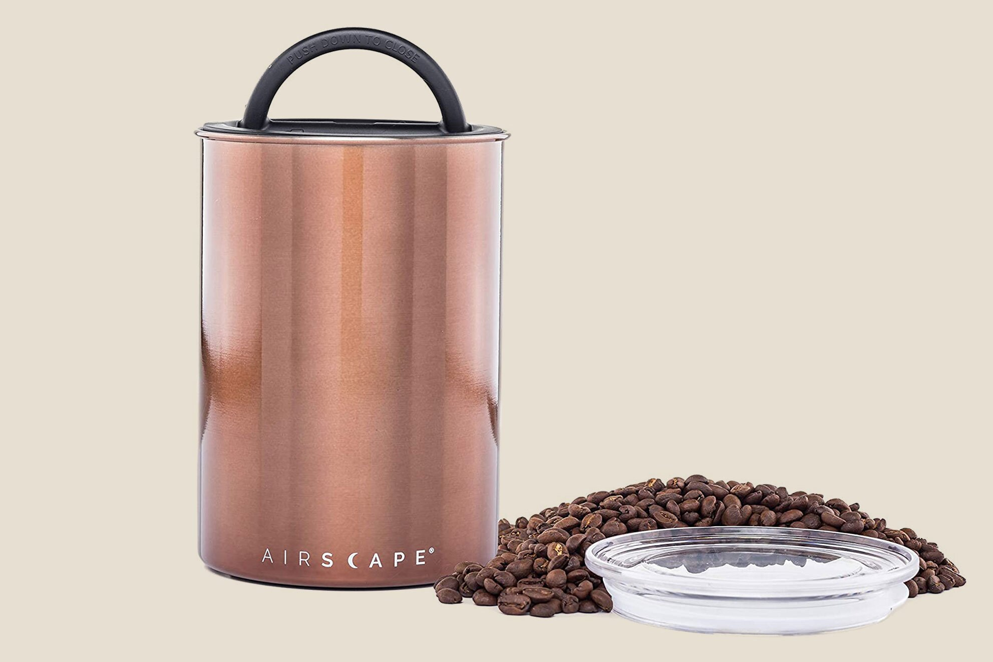 Airscape Coffee and Food Storage Container