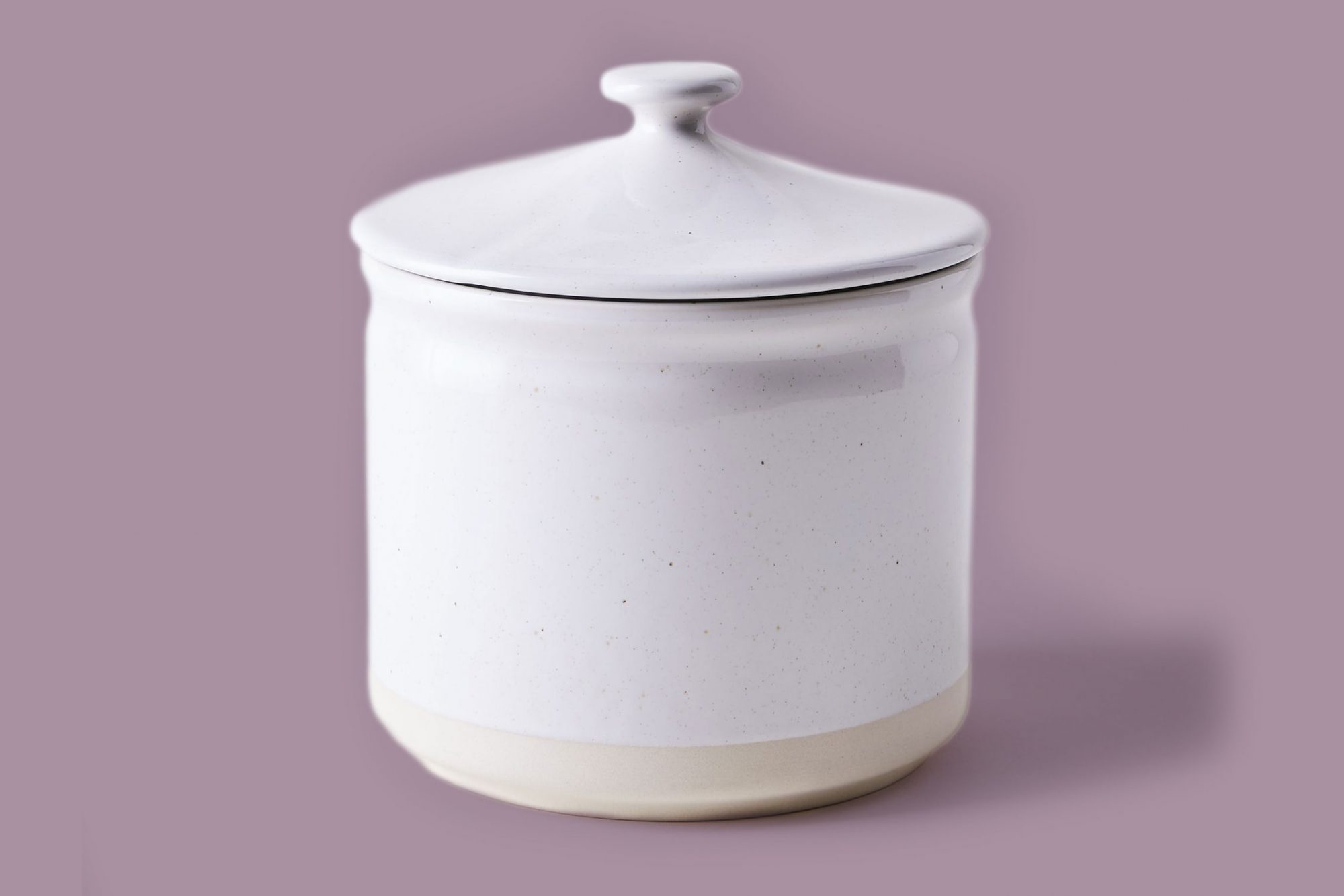 Casafina 94-Ounce Ceramic Storage Canister