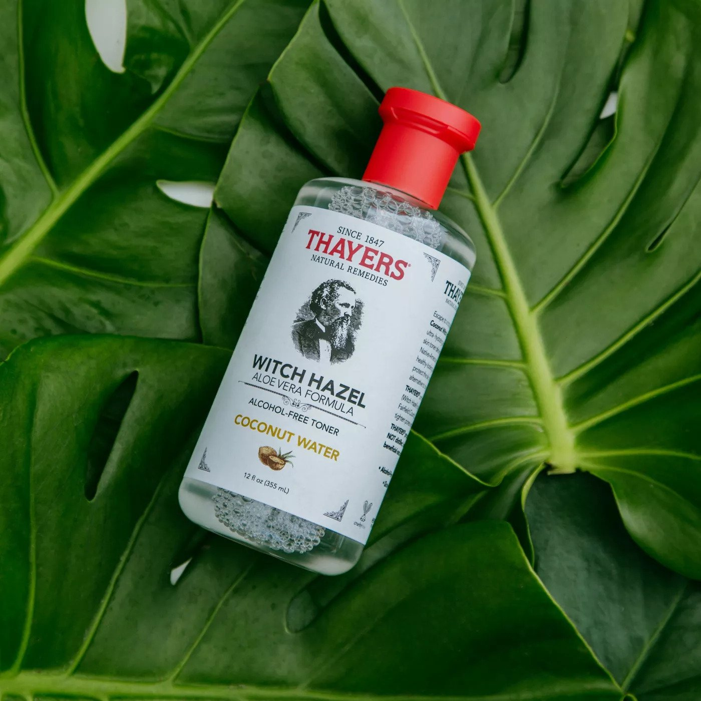 Thayers Witch Hazel Alcohol-Free Coconut Water Toner