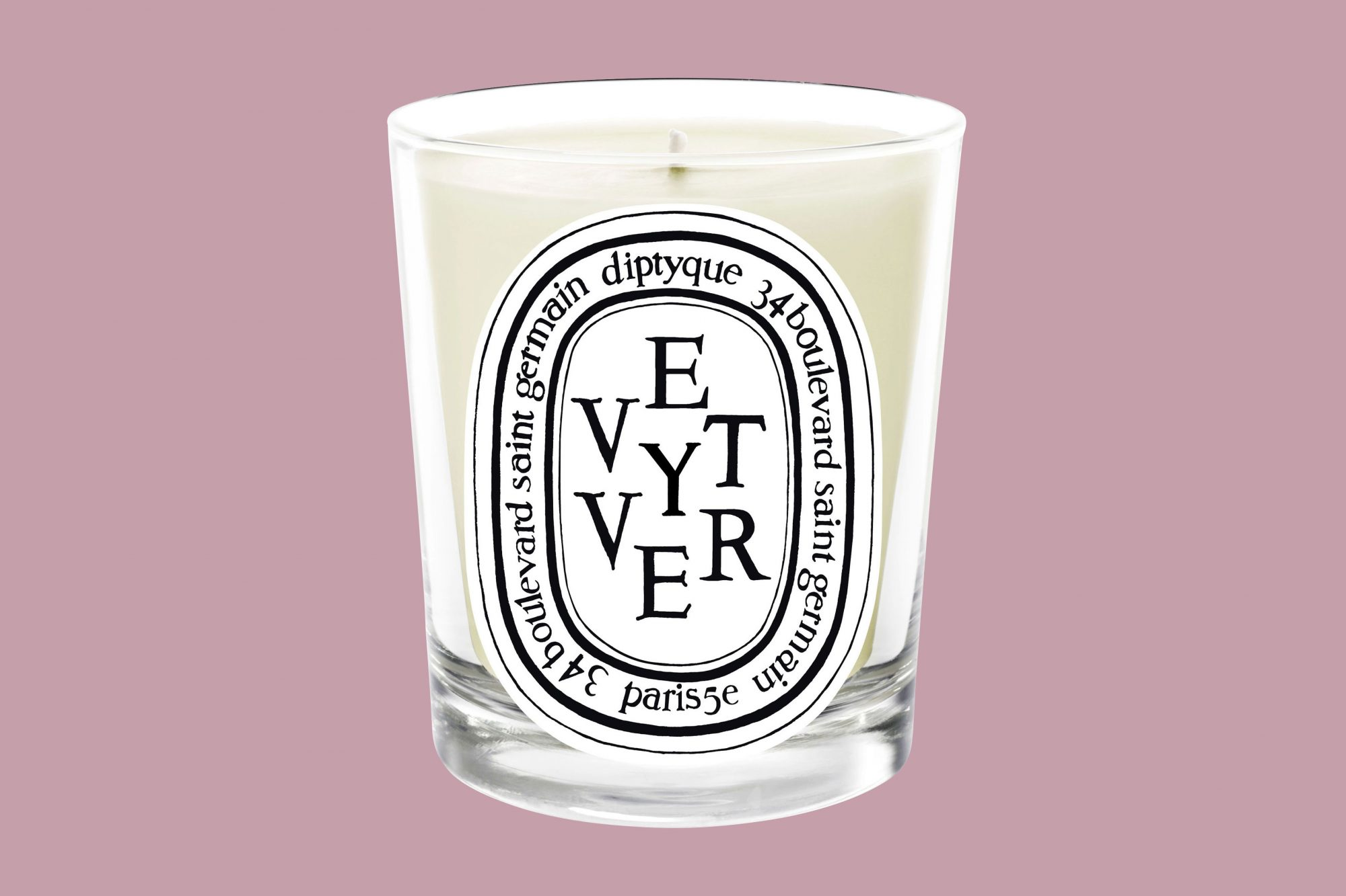 Diptyque Scented Candle in Vetyver