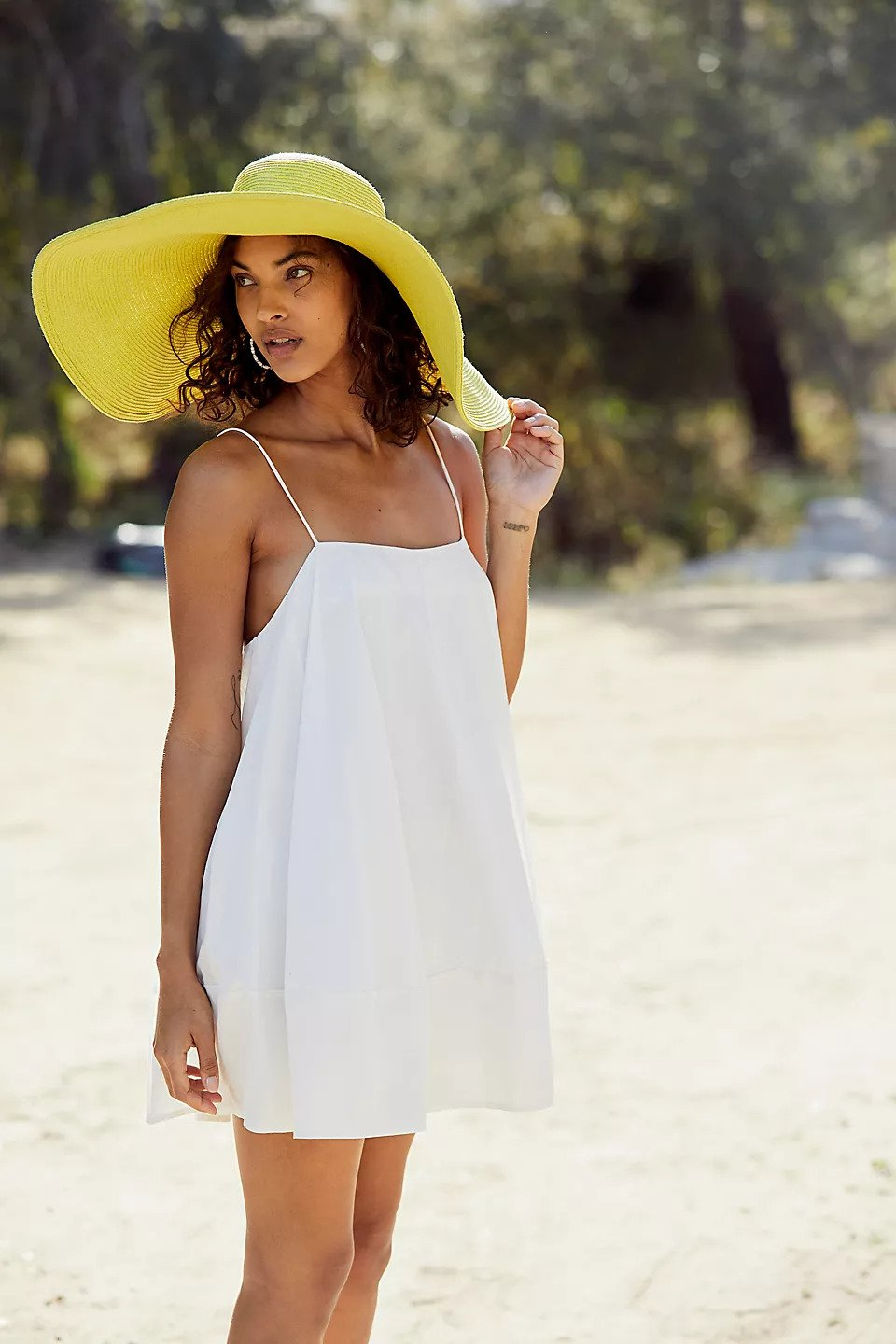 Shady Character Packable Wide Brim Hat