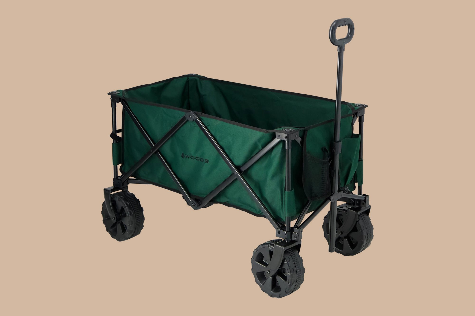 Woods Outdoor Collapsible Utility King Wagon,