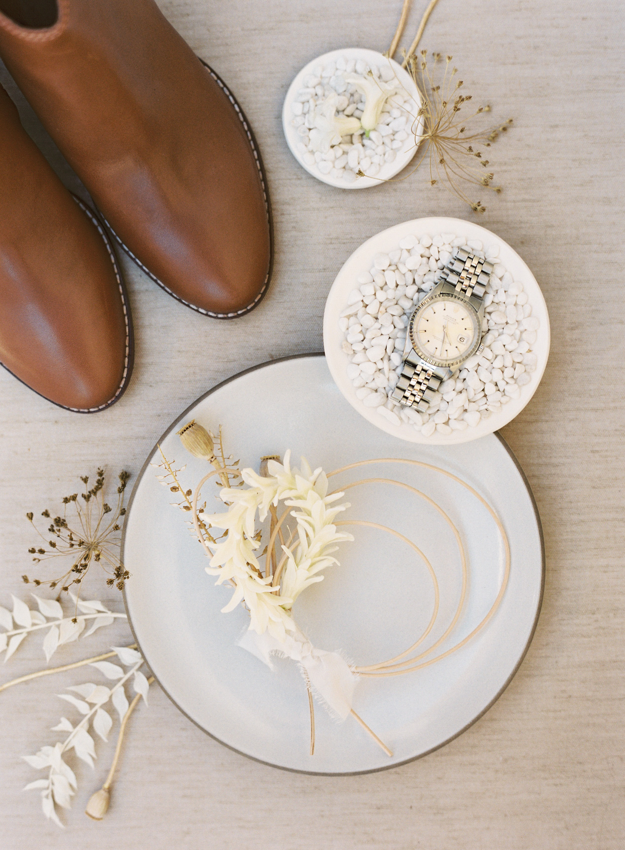 gloria's vow renewal shoes and accessories