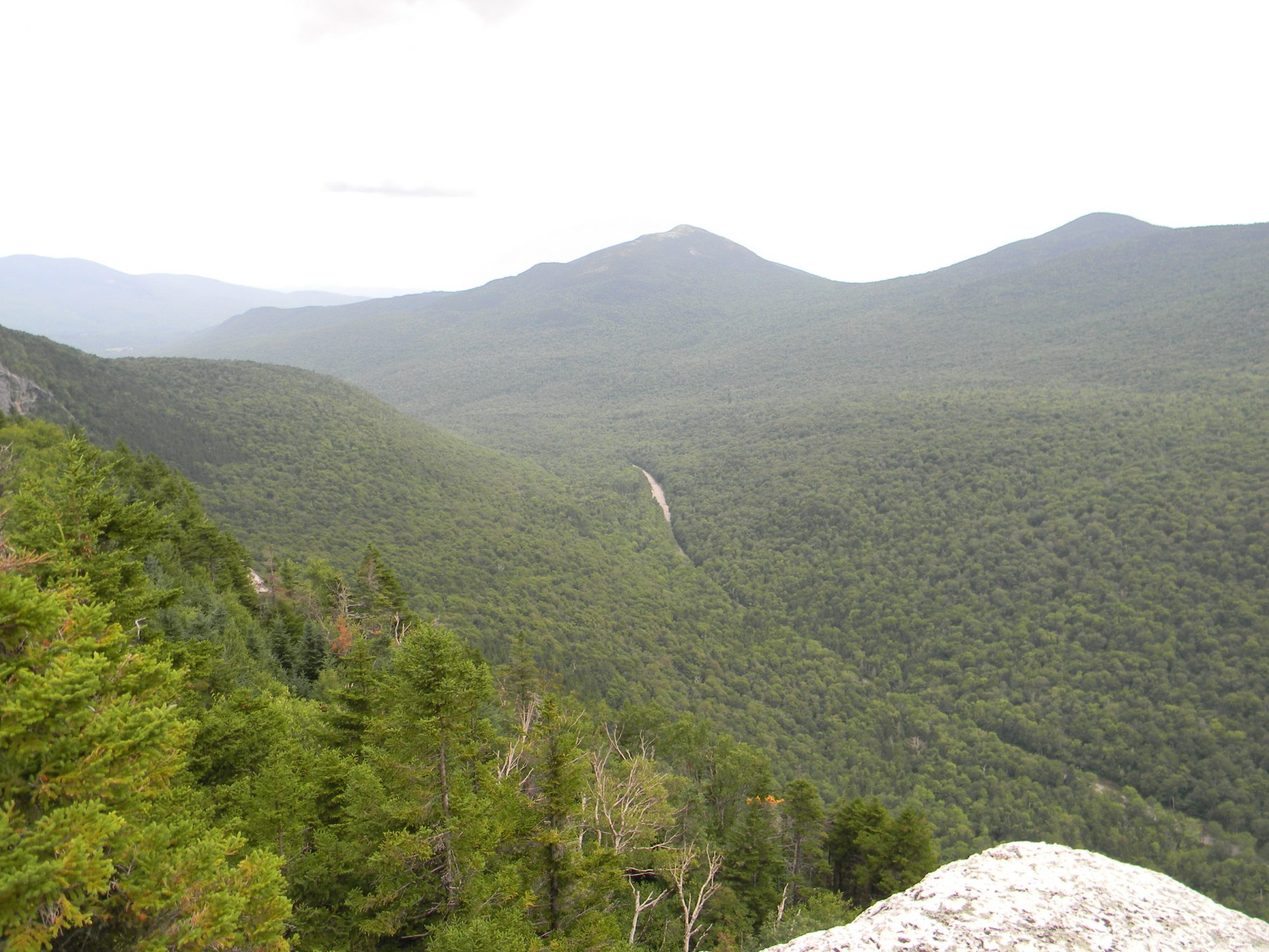 view old speck mountains